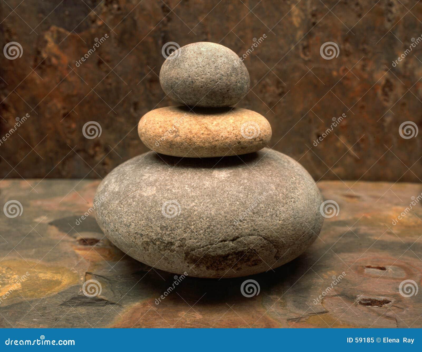 Stones On Stone