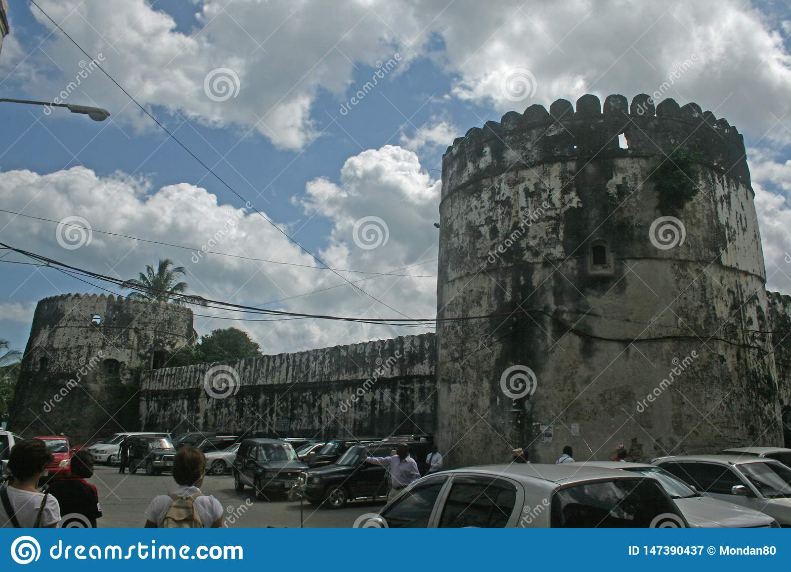 Stonetown fort