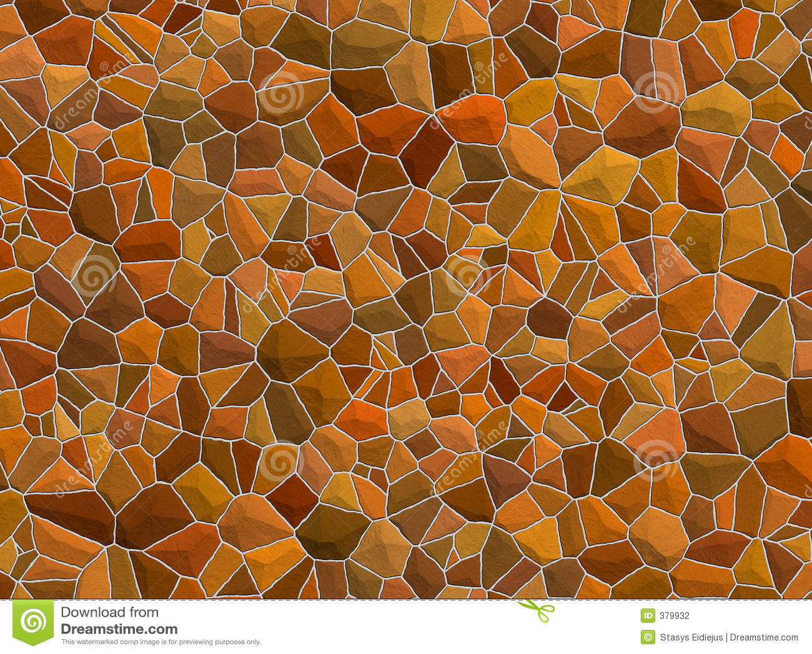 Stonewall textuur - bruine stenen
