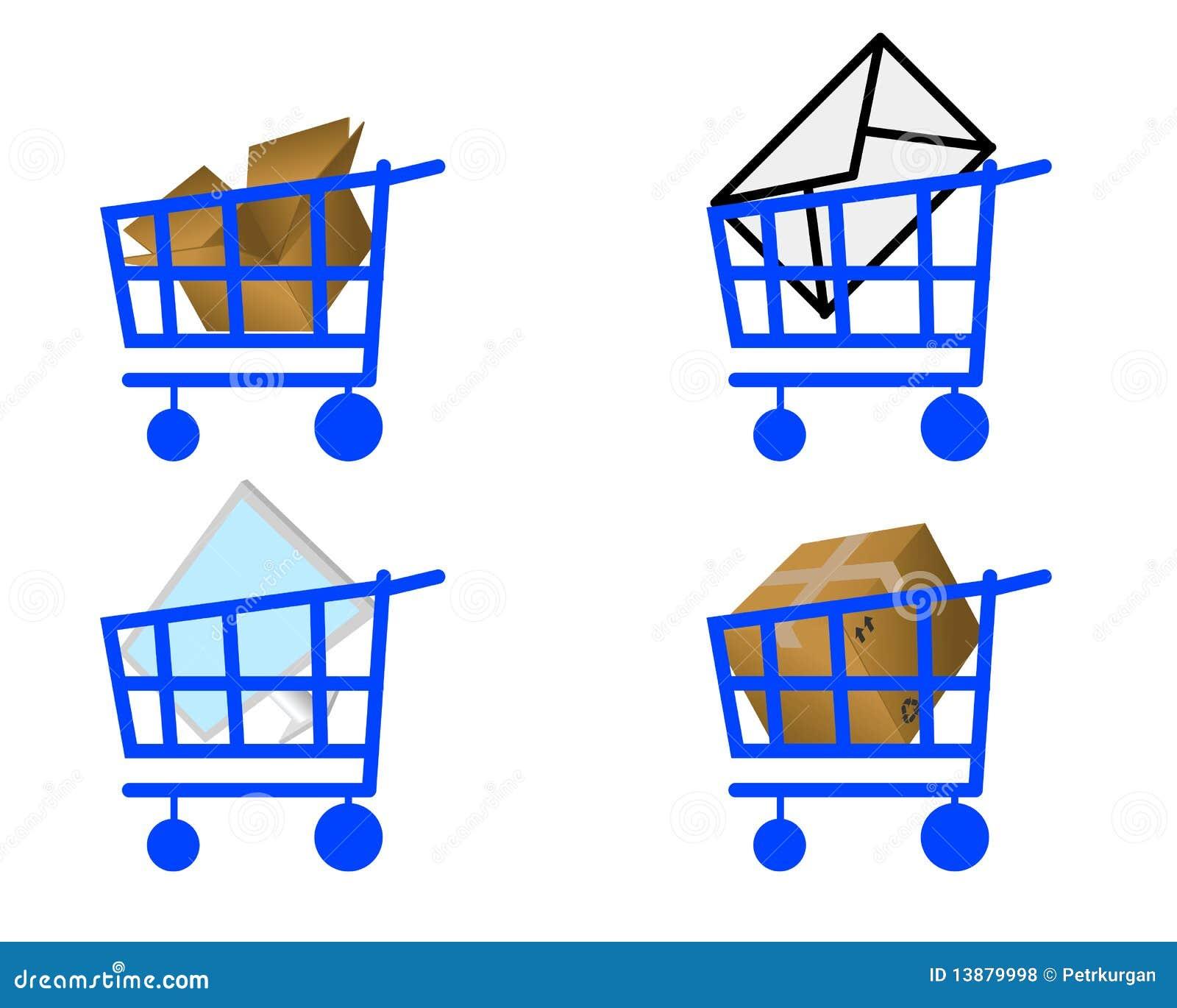 Stootkar en goederen