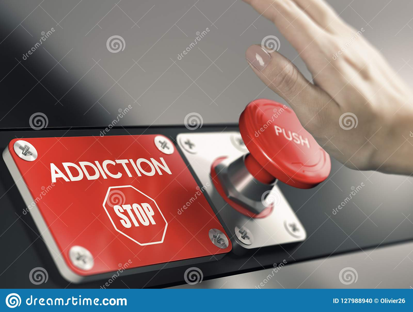 Stop Addiction, Woman Decision Making