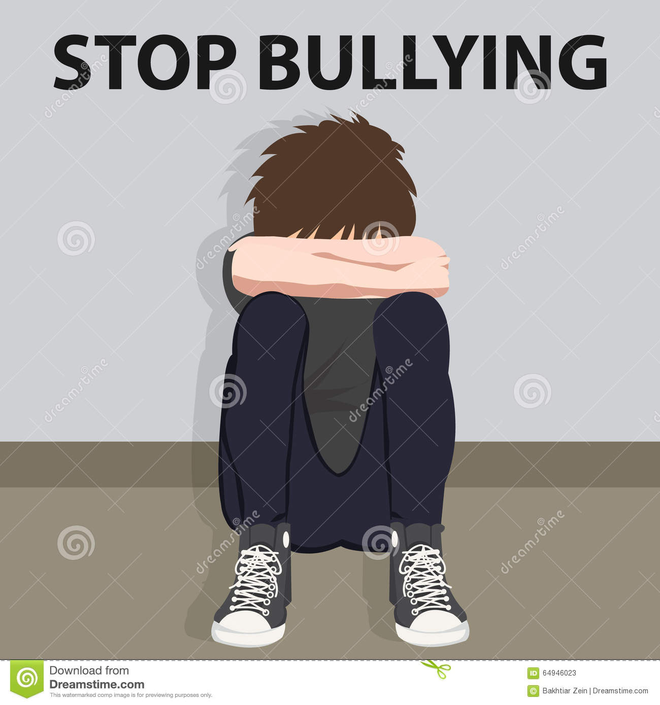 bullying of the young