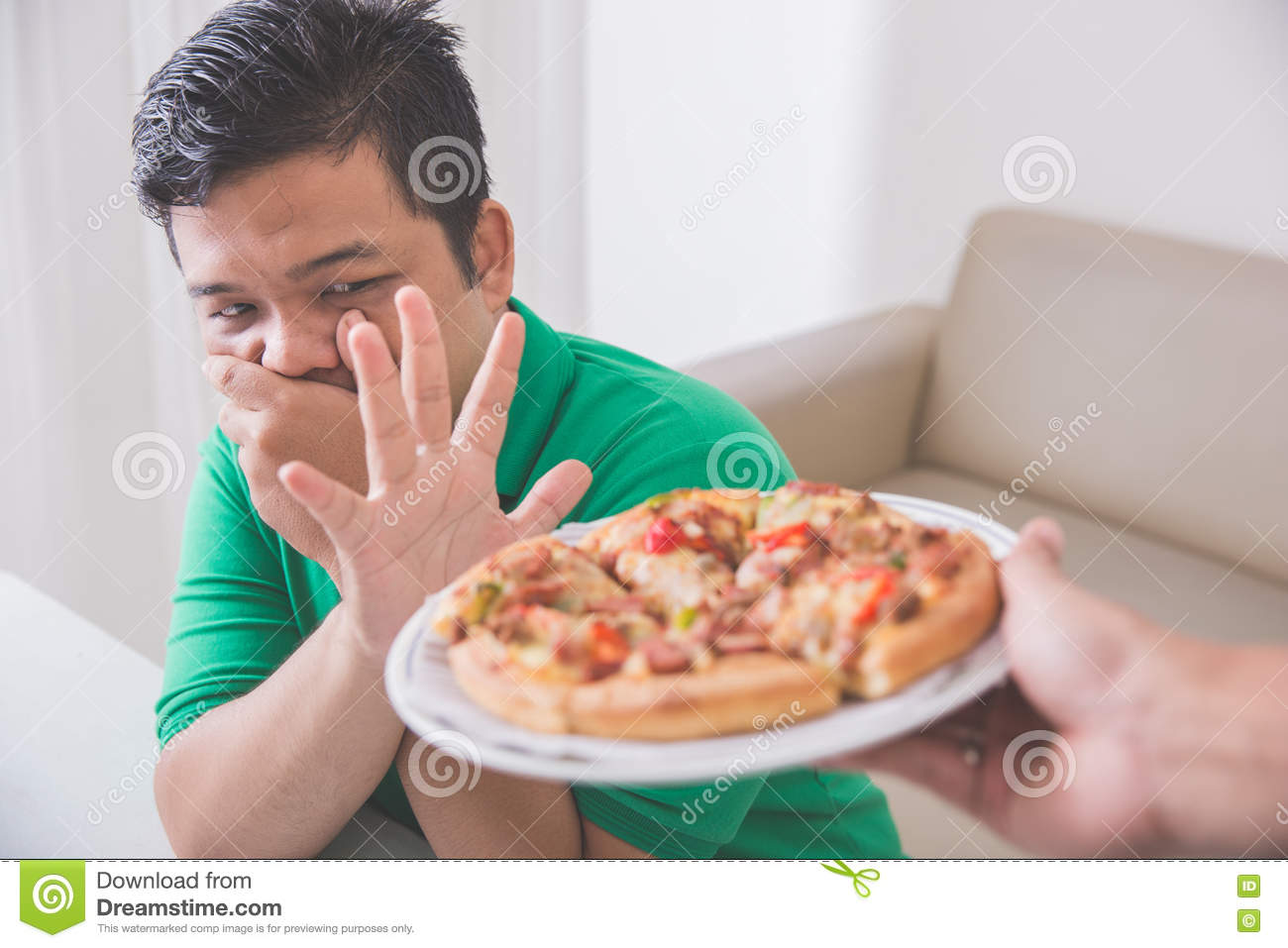 Stop eating unhealthy junk food stock photo image 76731310 for Cuisine you eat with your hands