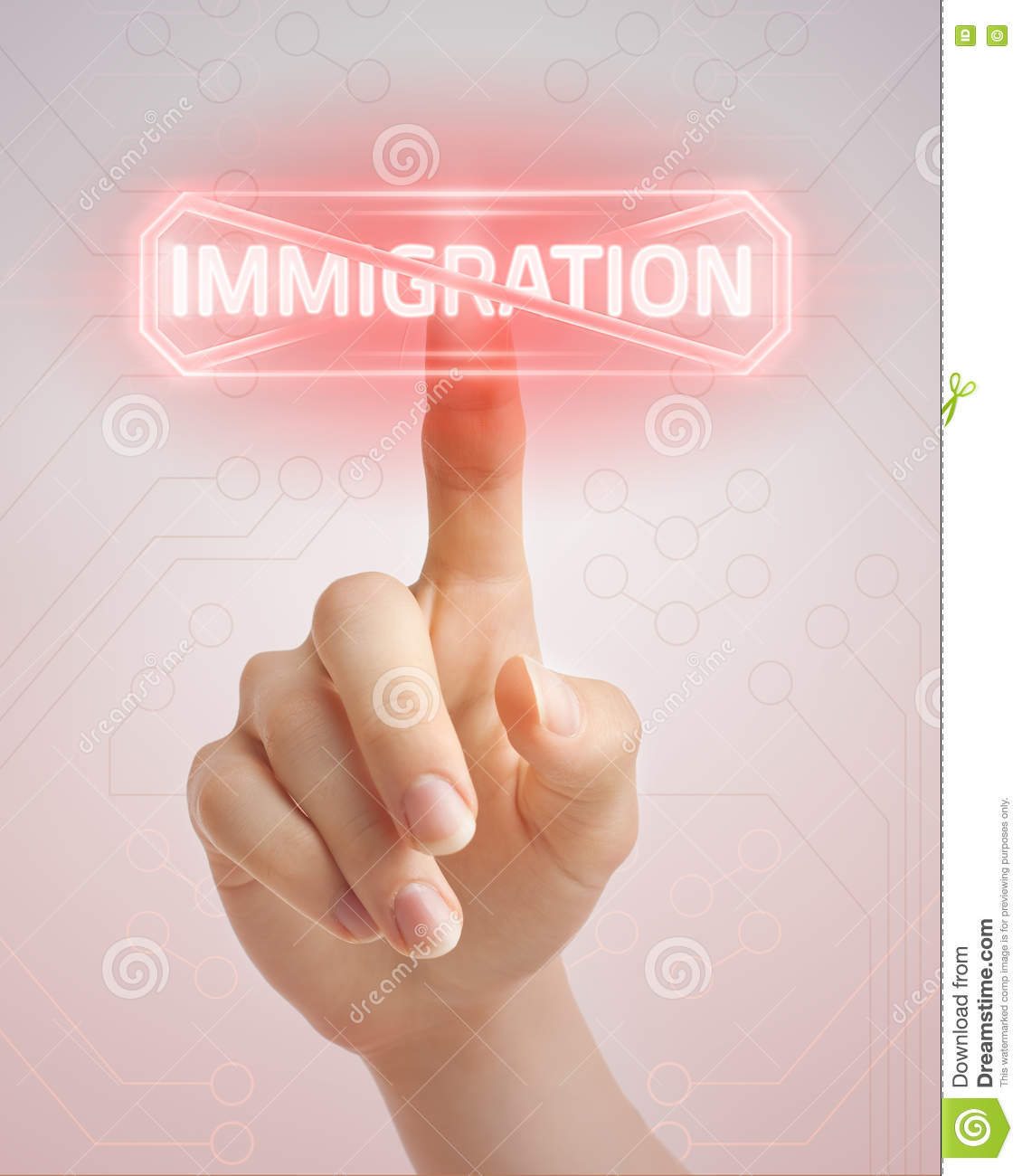 Stop immigration