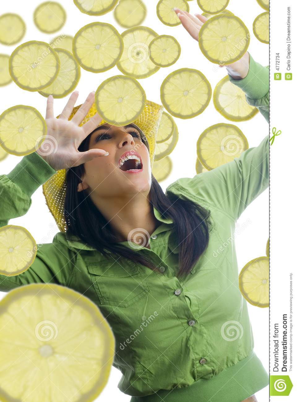 Stop with lemon