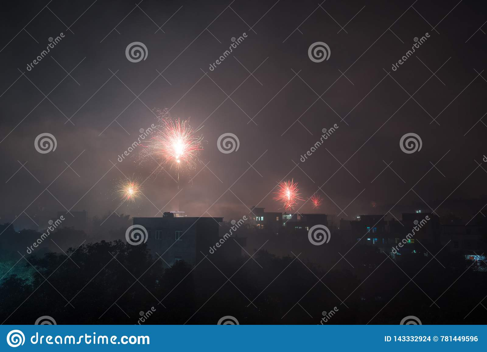 Fantastic firework