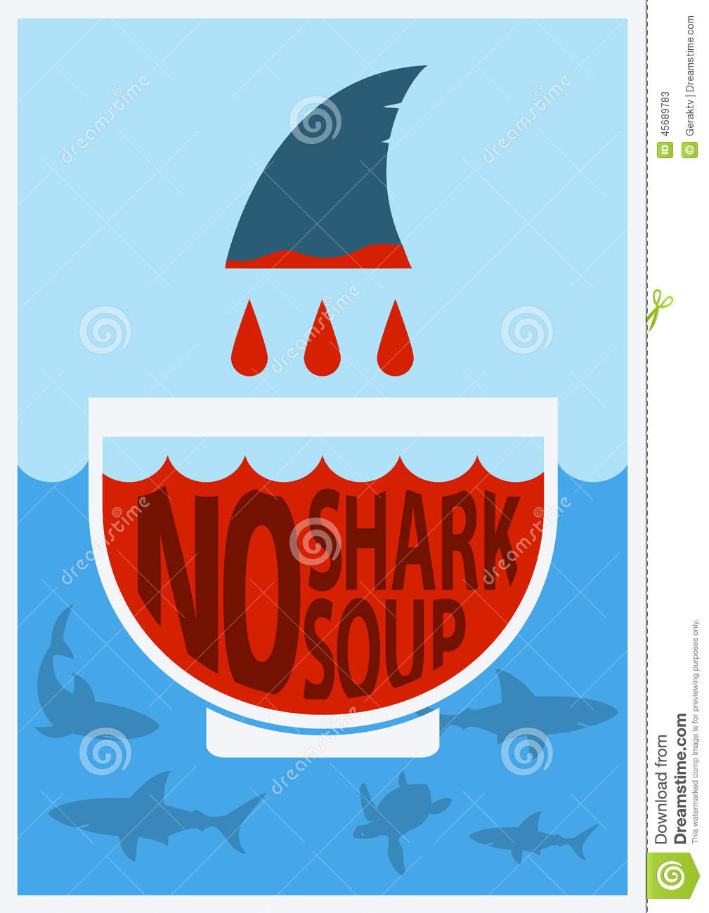 shark finning should be stopped Shark finning should be stopped nowadays, over 73 million of sharks of various species are being caught and killed worldwide each year due to the increasing demand for shark fin.
