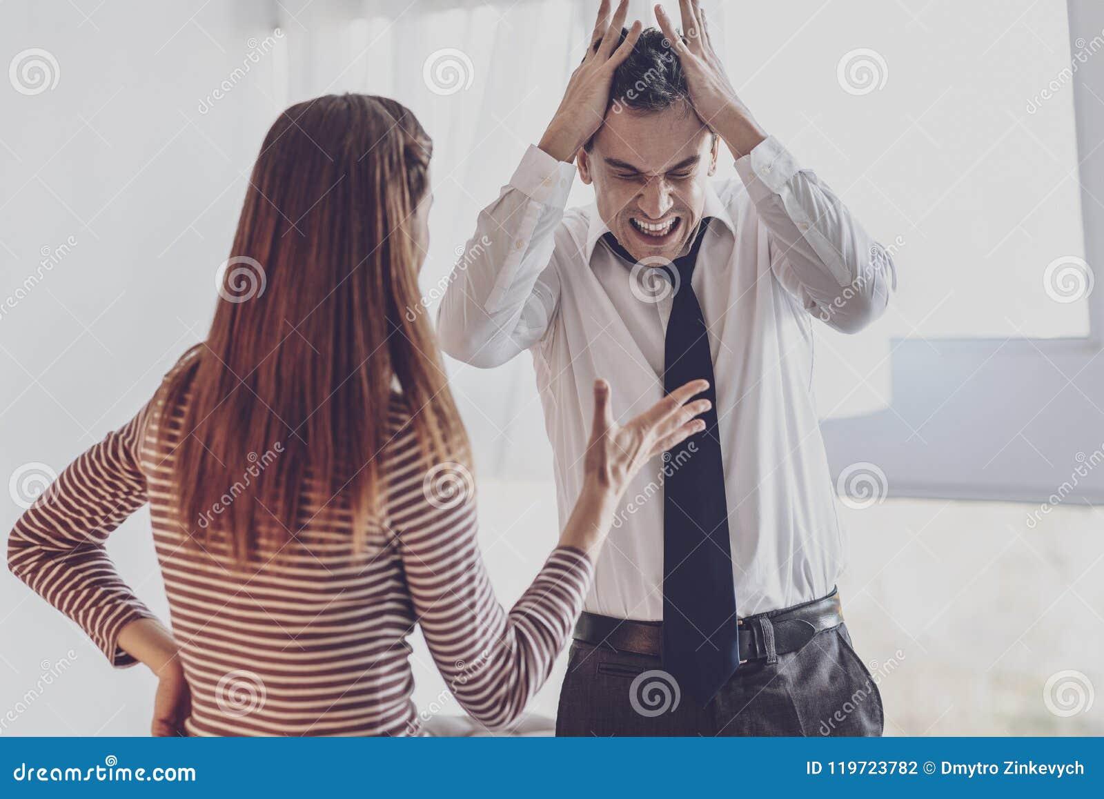 emotional breakdown in men