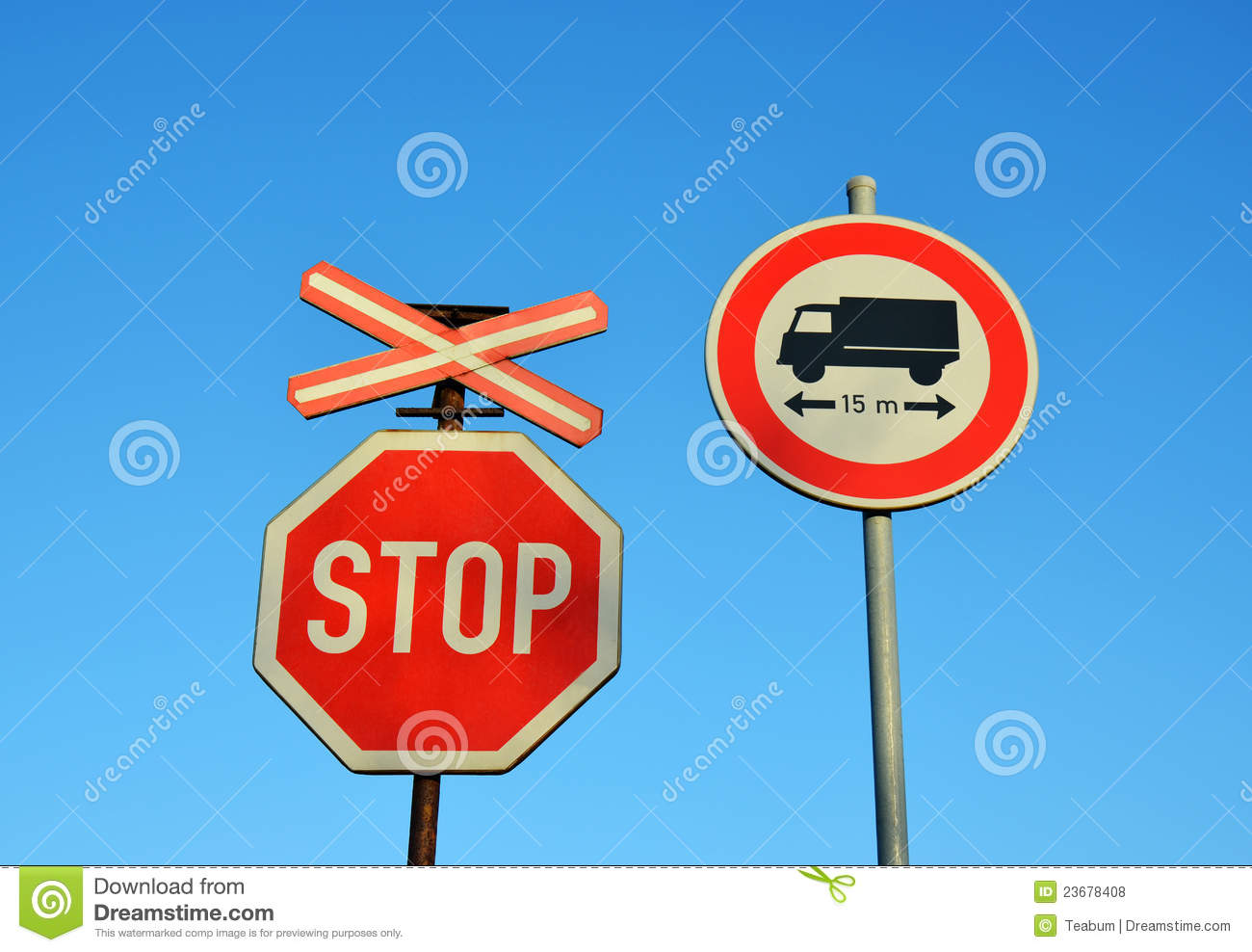 purpose of sop signs