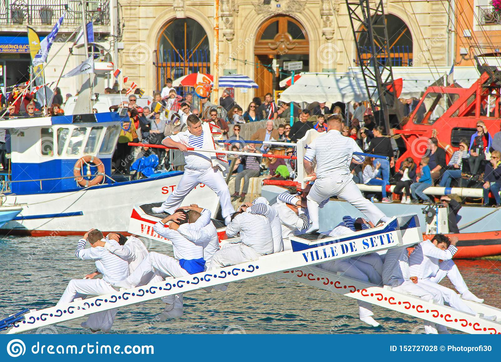 Stopover in Sete – Maritime Traditions Festival