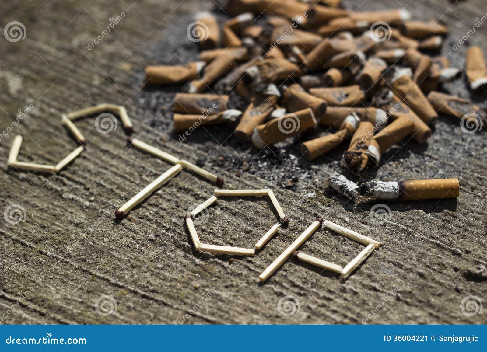 Stoppa att röka