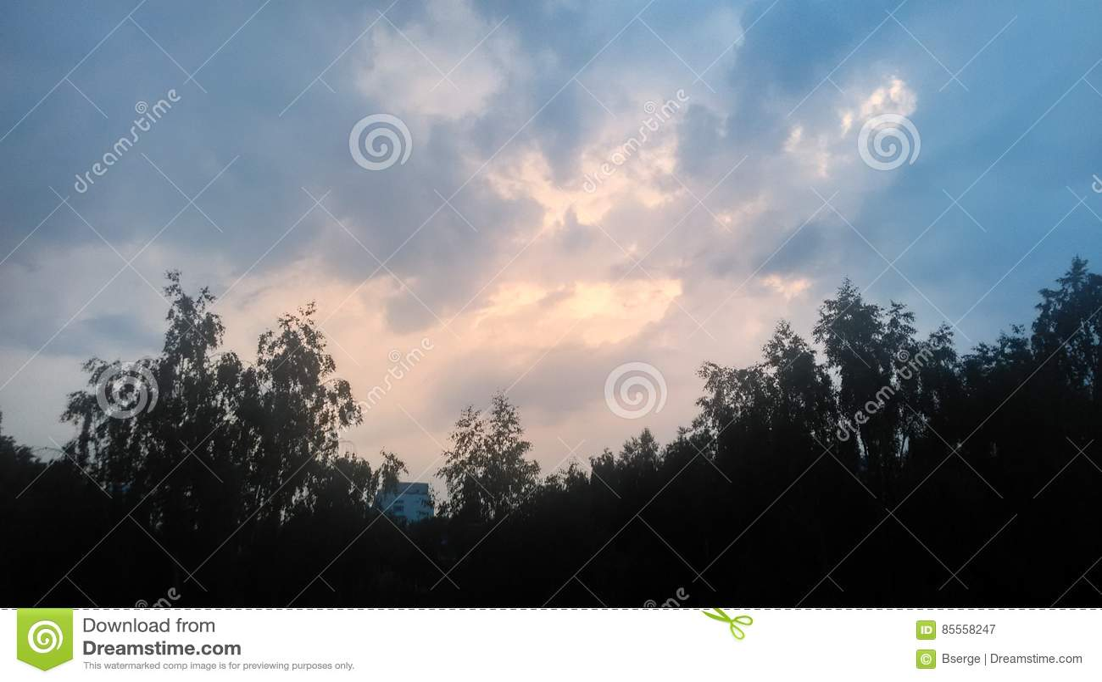 Stoppen Sie Wolken