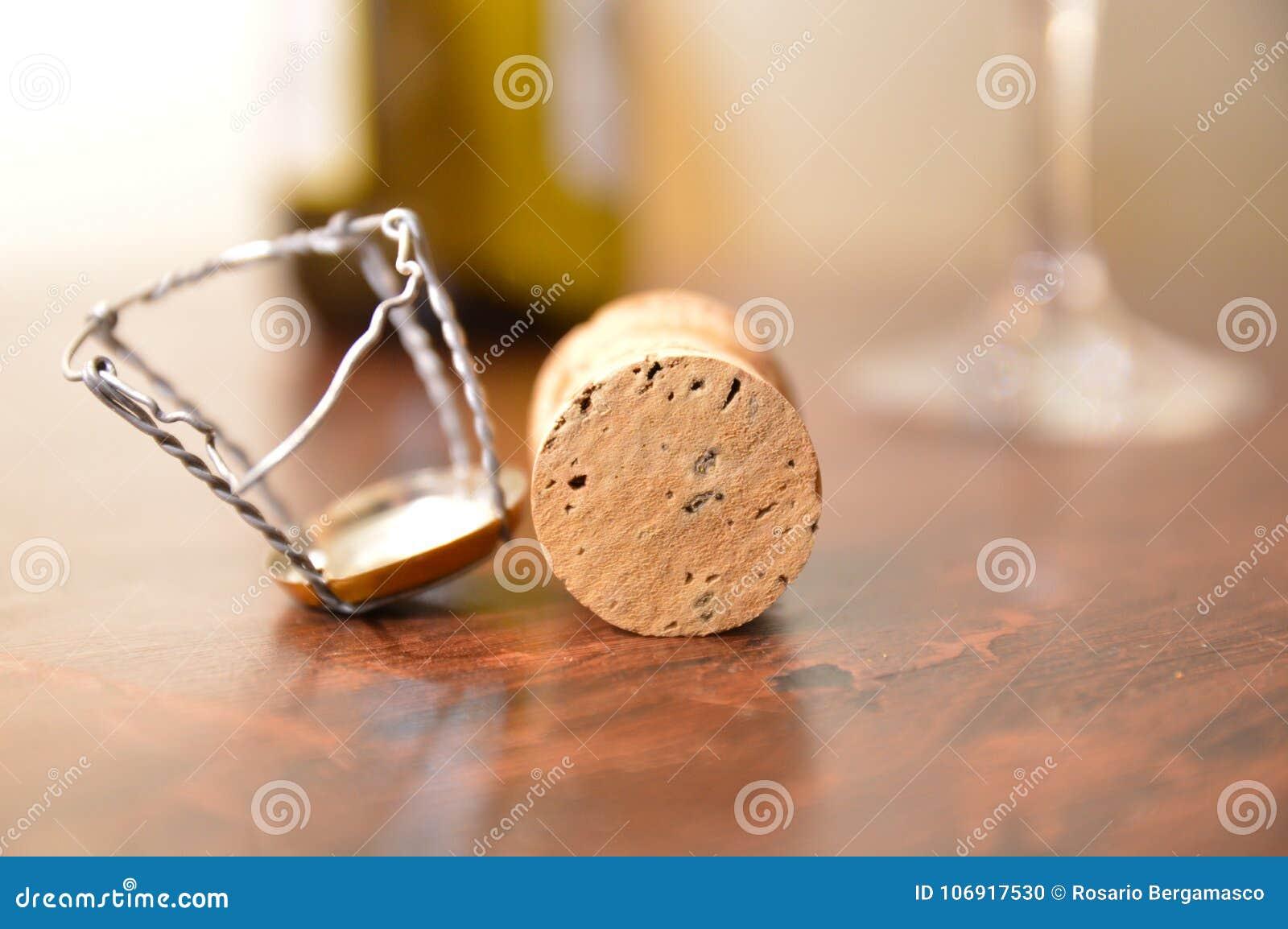 Stoppers butelki szampańskie