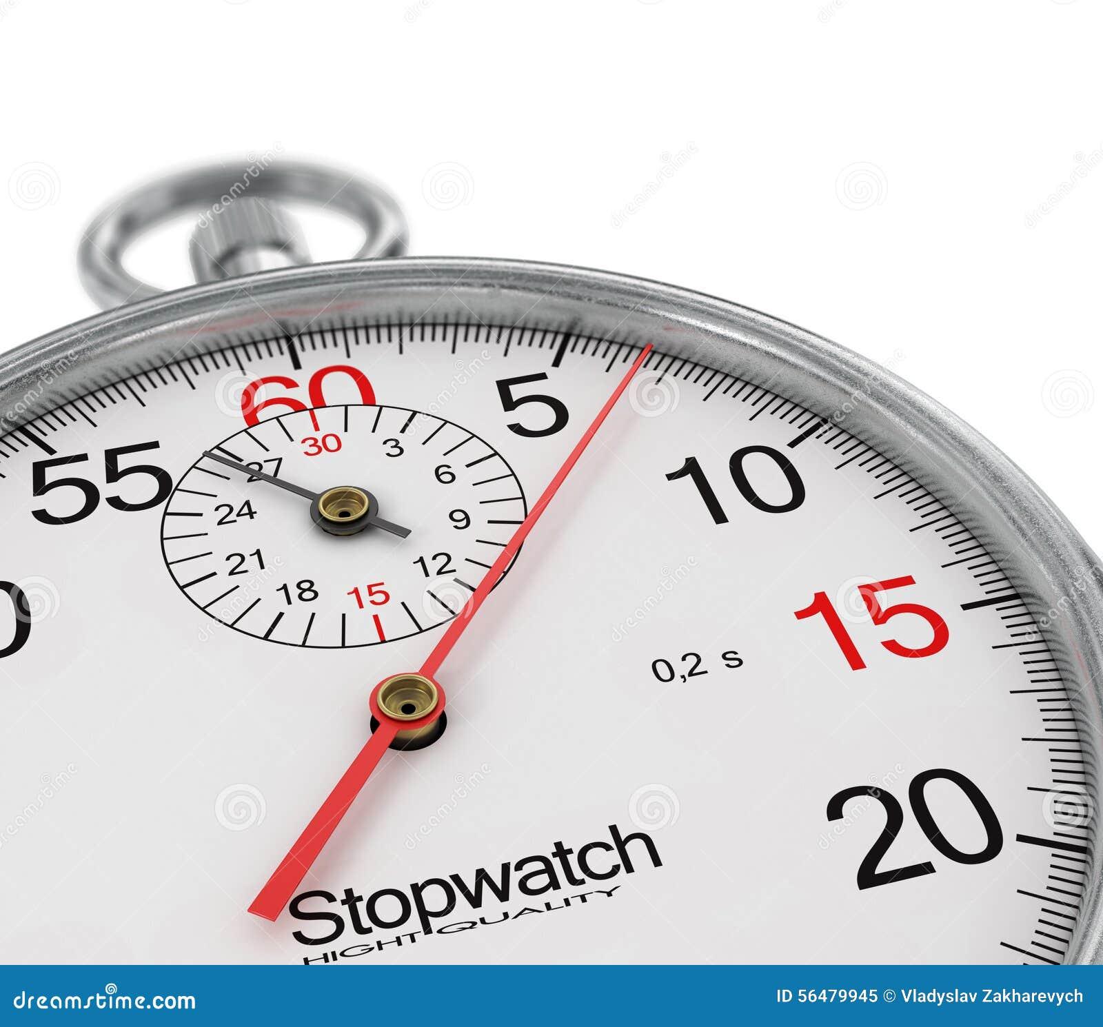 Stopwatch Noti il tempo