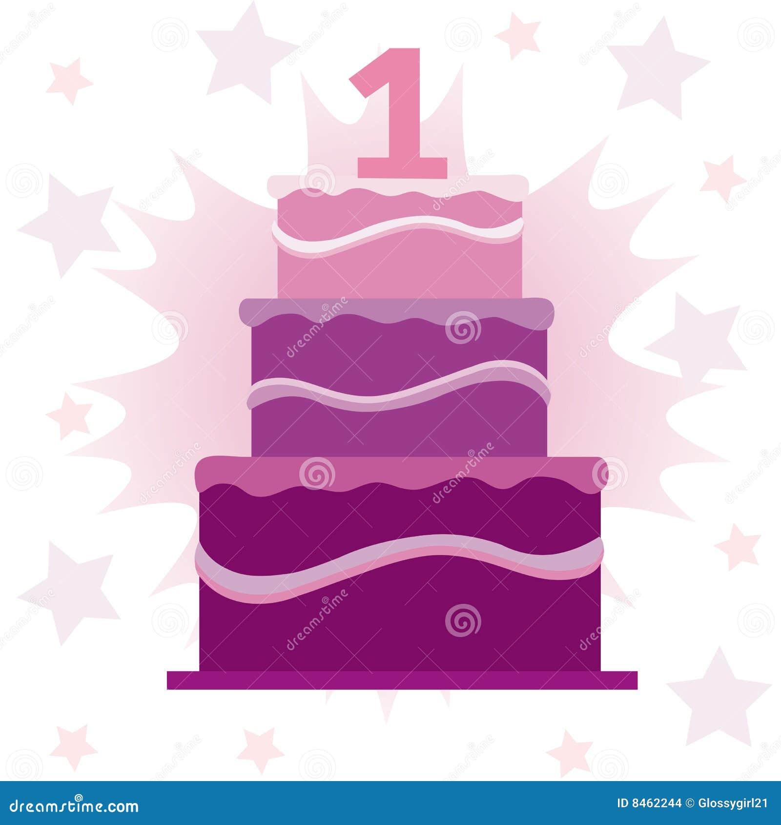 Stor i lager cake