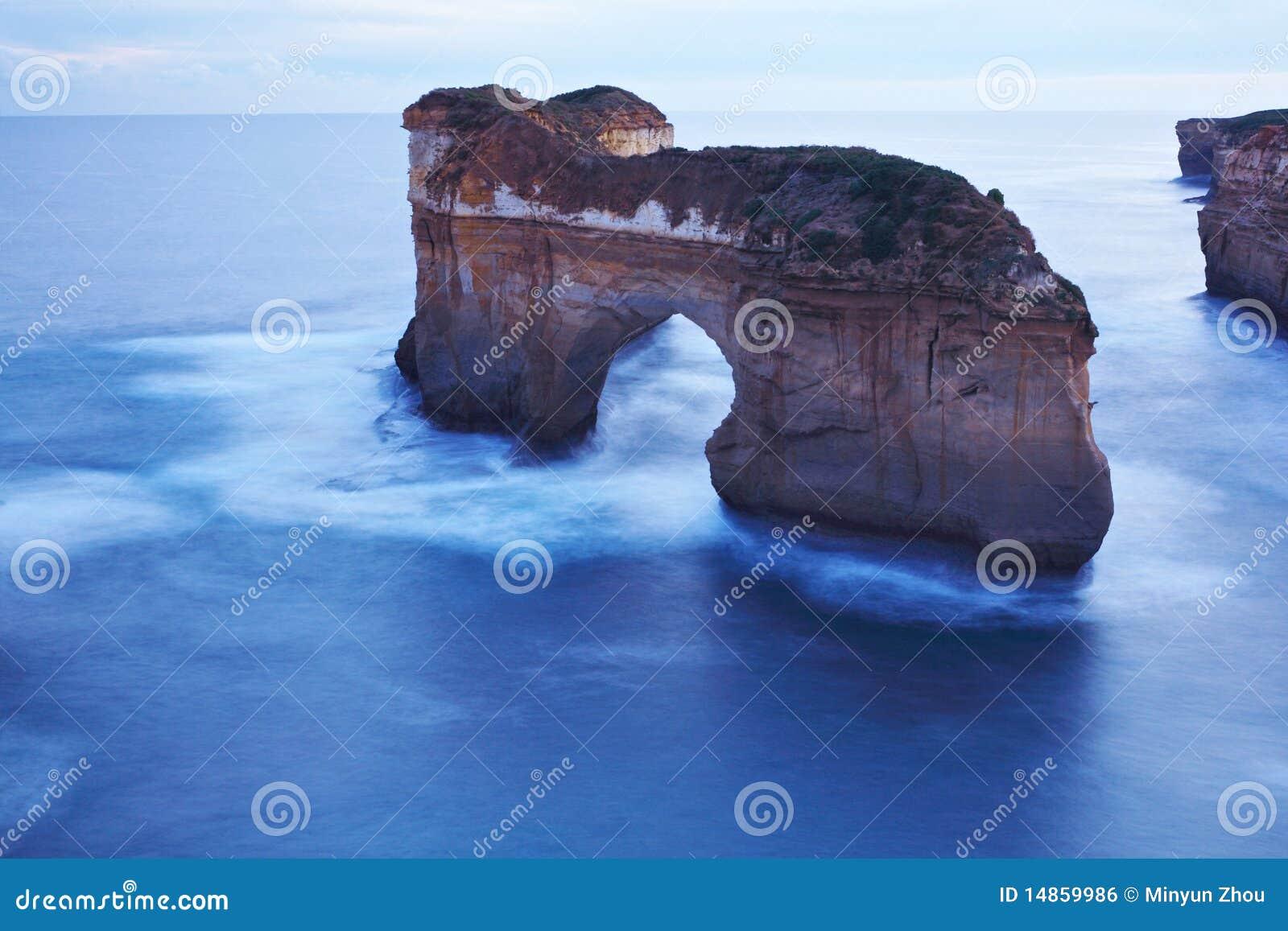 Stor melbourne havväg