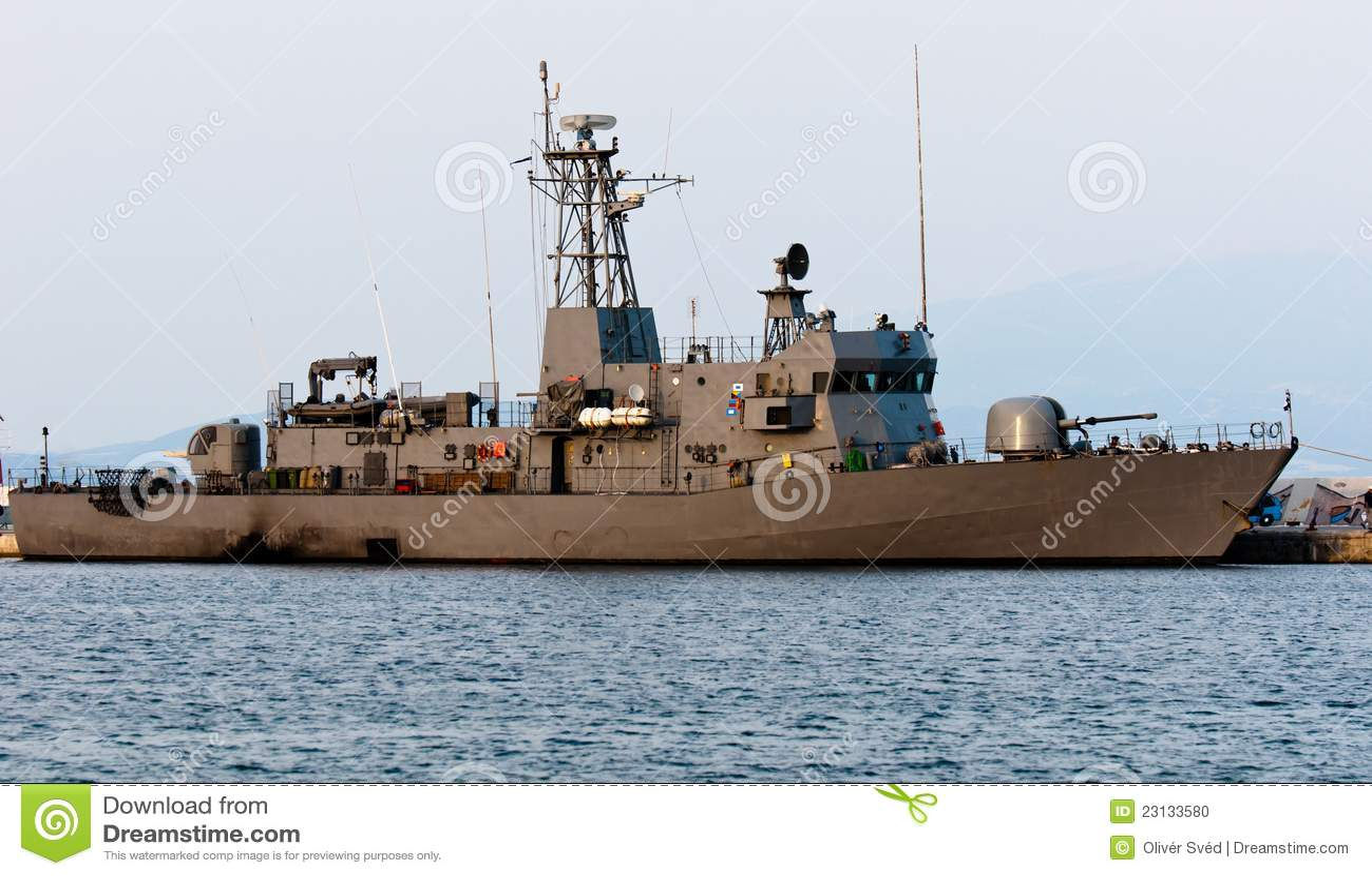 Stor stridship