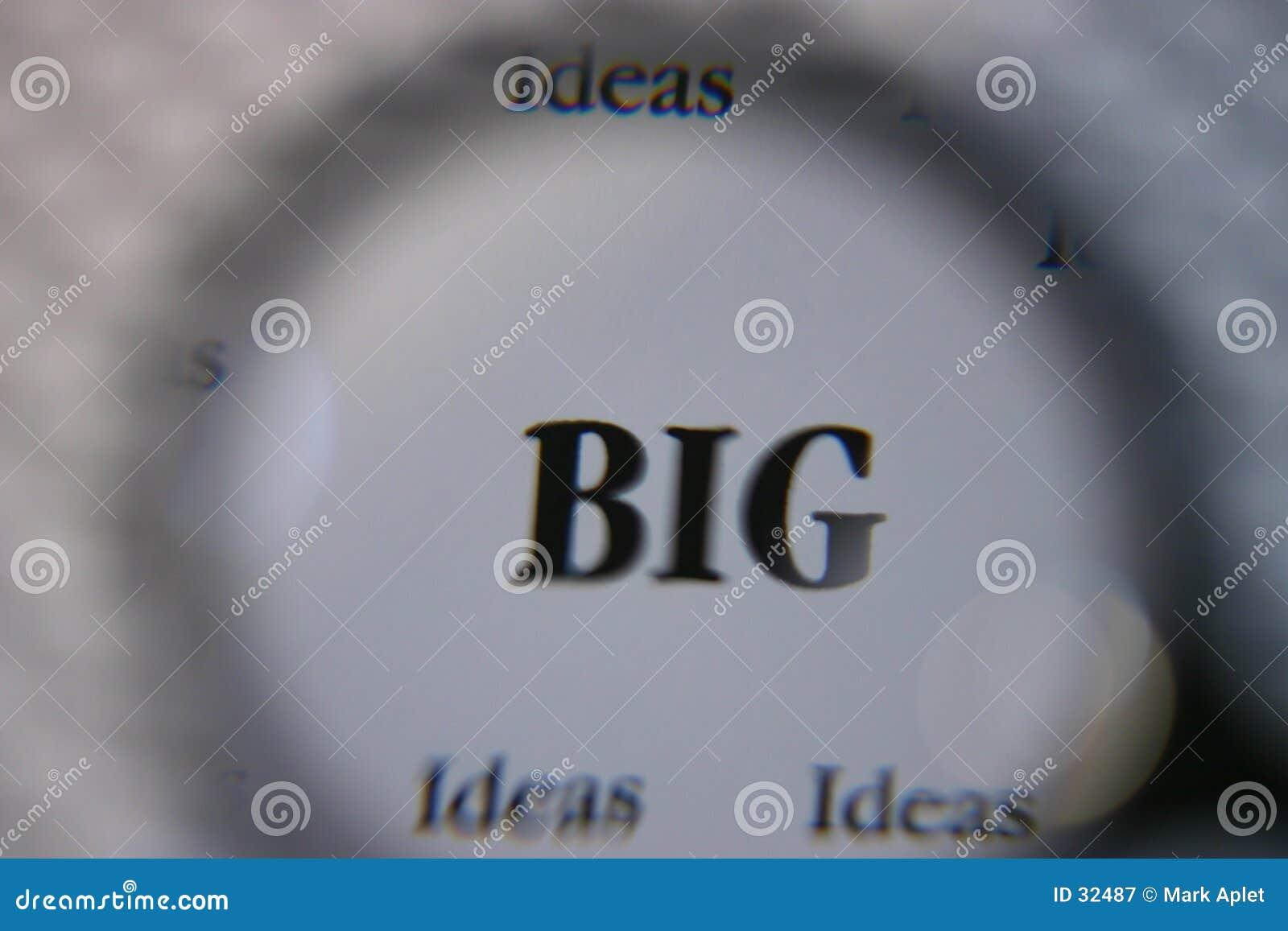 Stora idéer