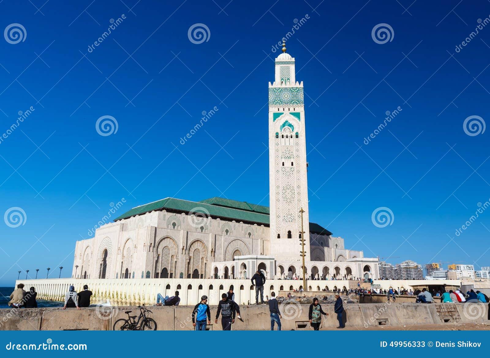 Stora Mosquee Hassan II