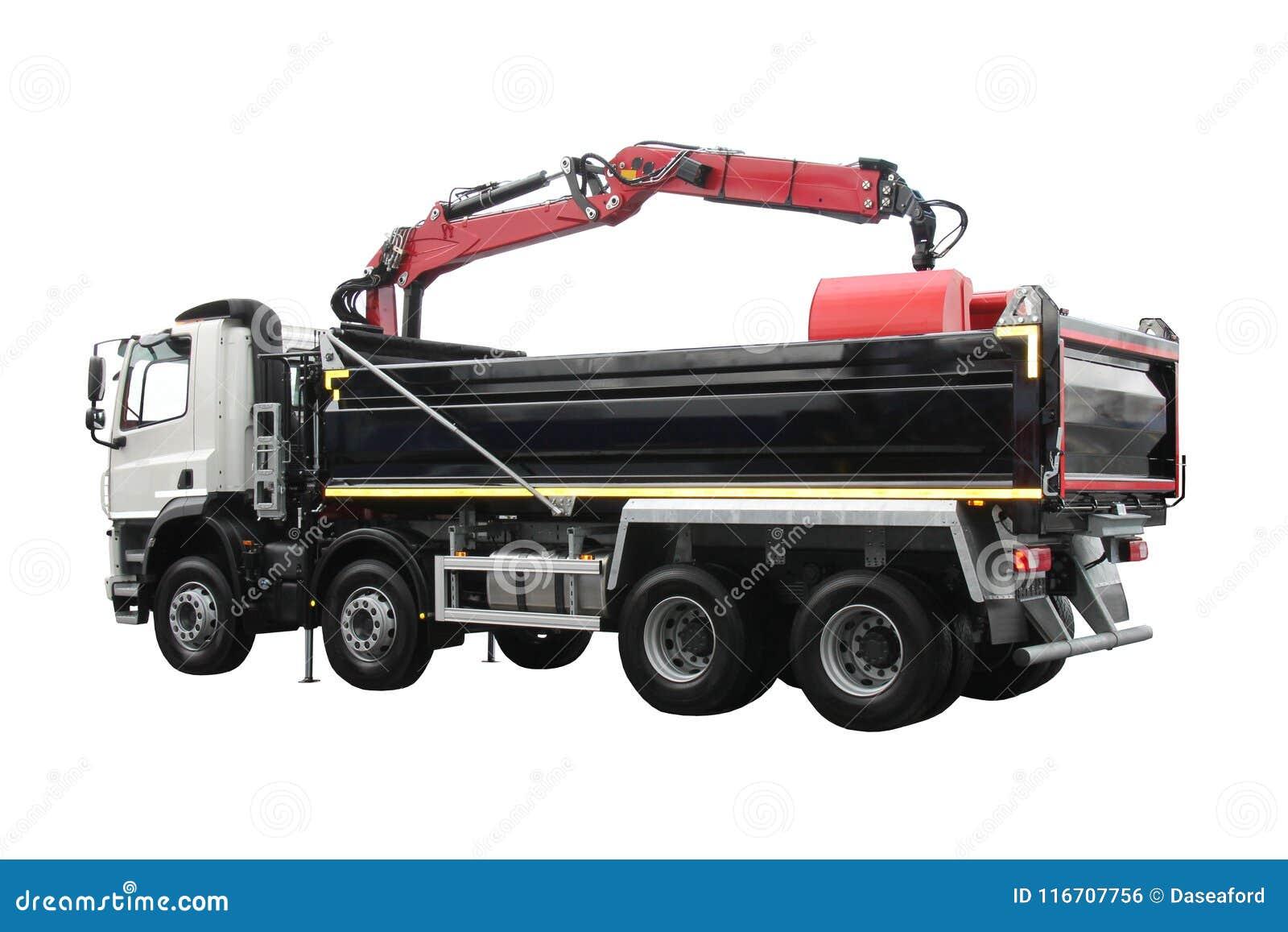 Stora Tipper Lorry