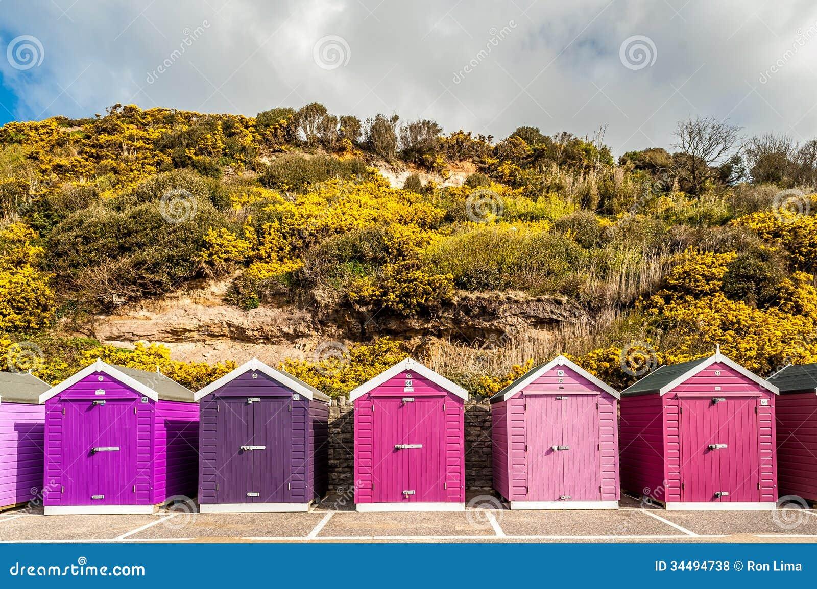 Delicieux Storage Beach Huts