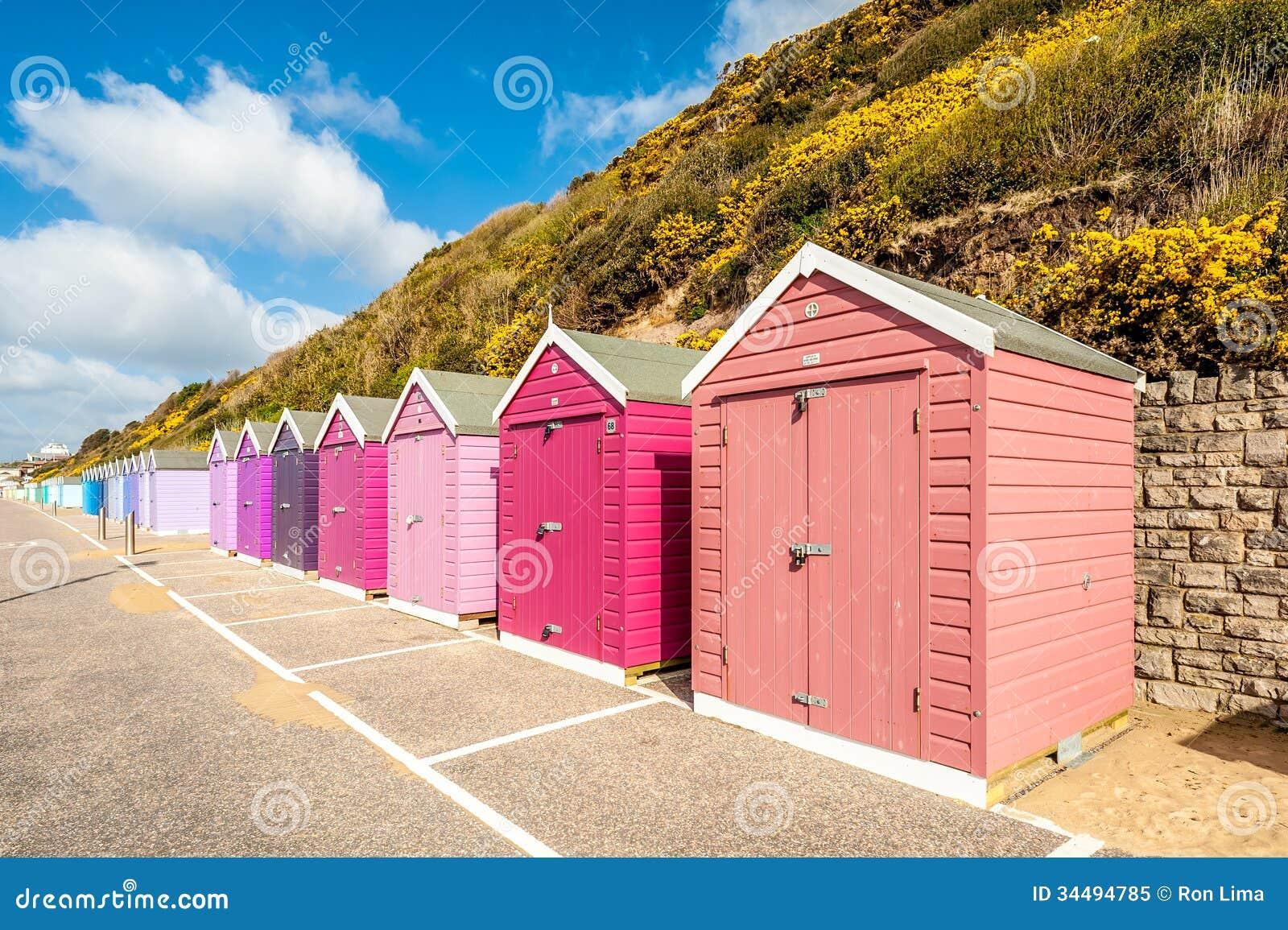 Charmant Download Storage Beach Huts Stock Image. Image Of Natural, Nature   34494785