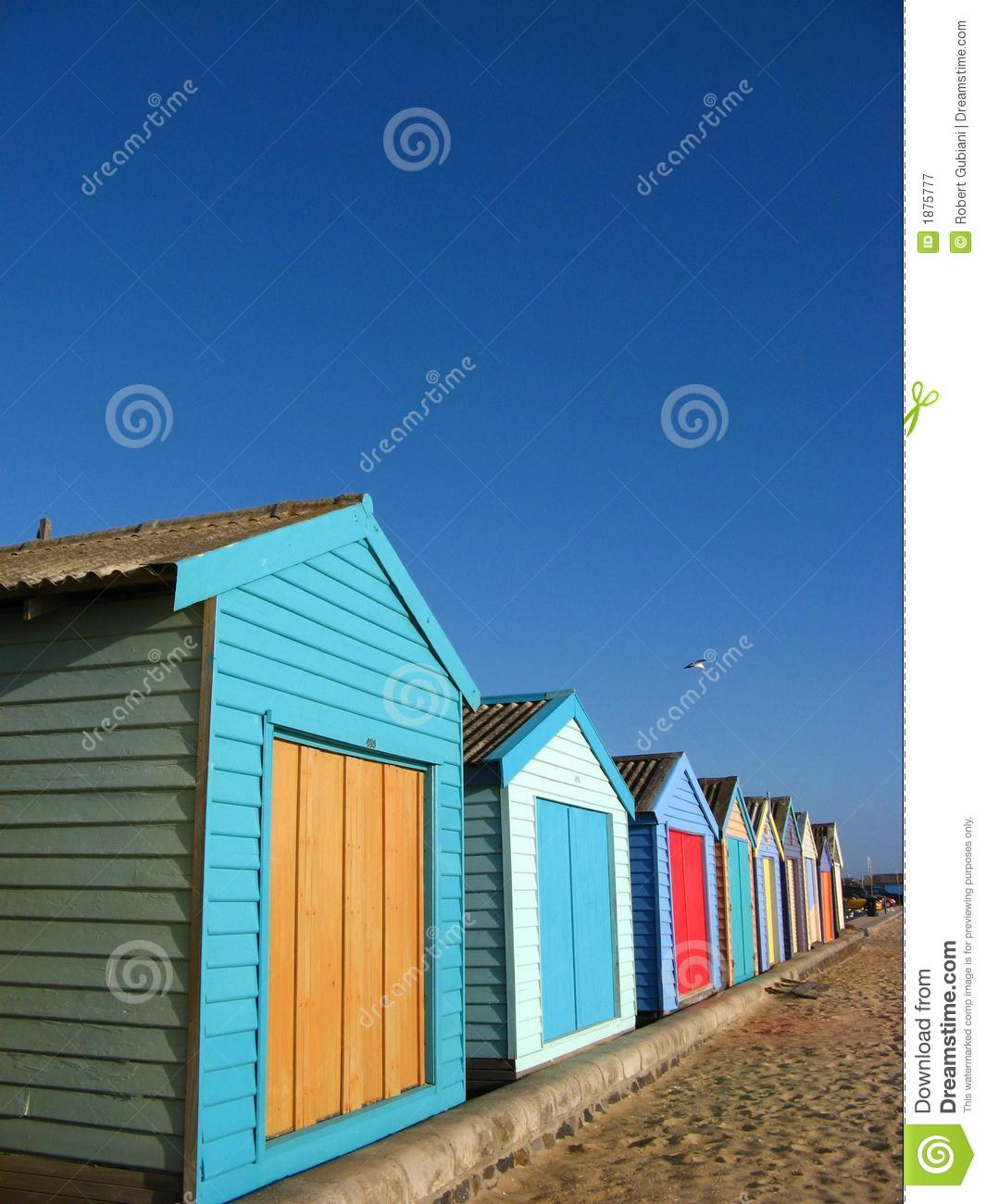 Gentil Storage Sheds On The Beach
