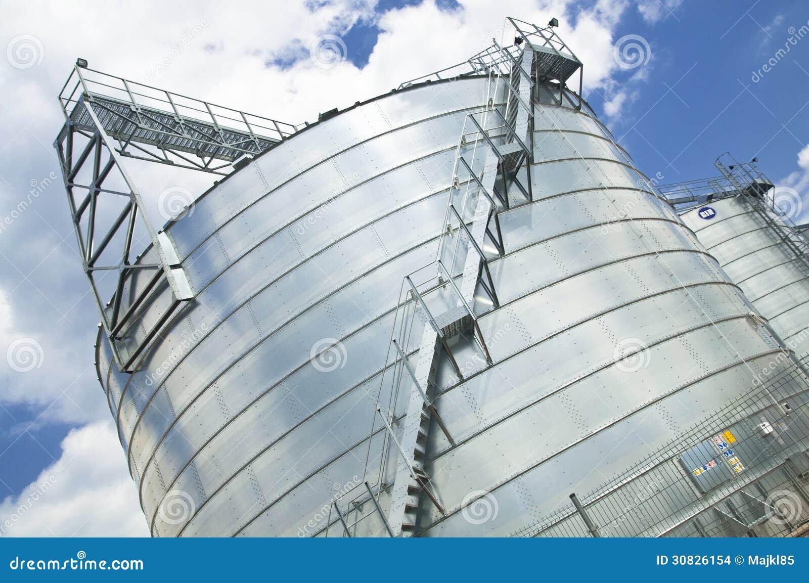 Storageplace del grano