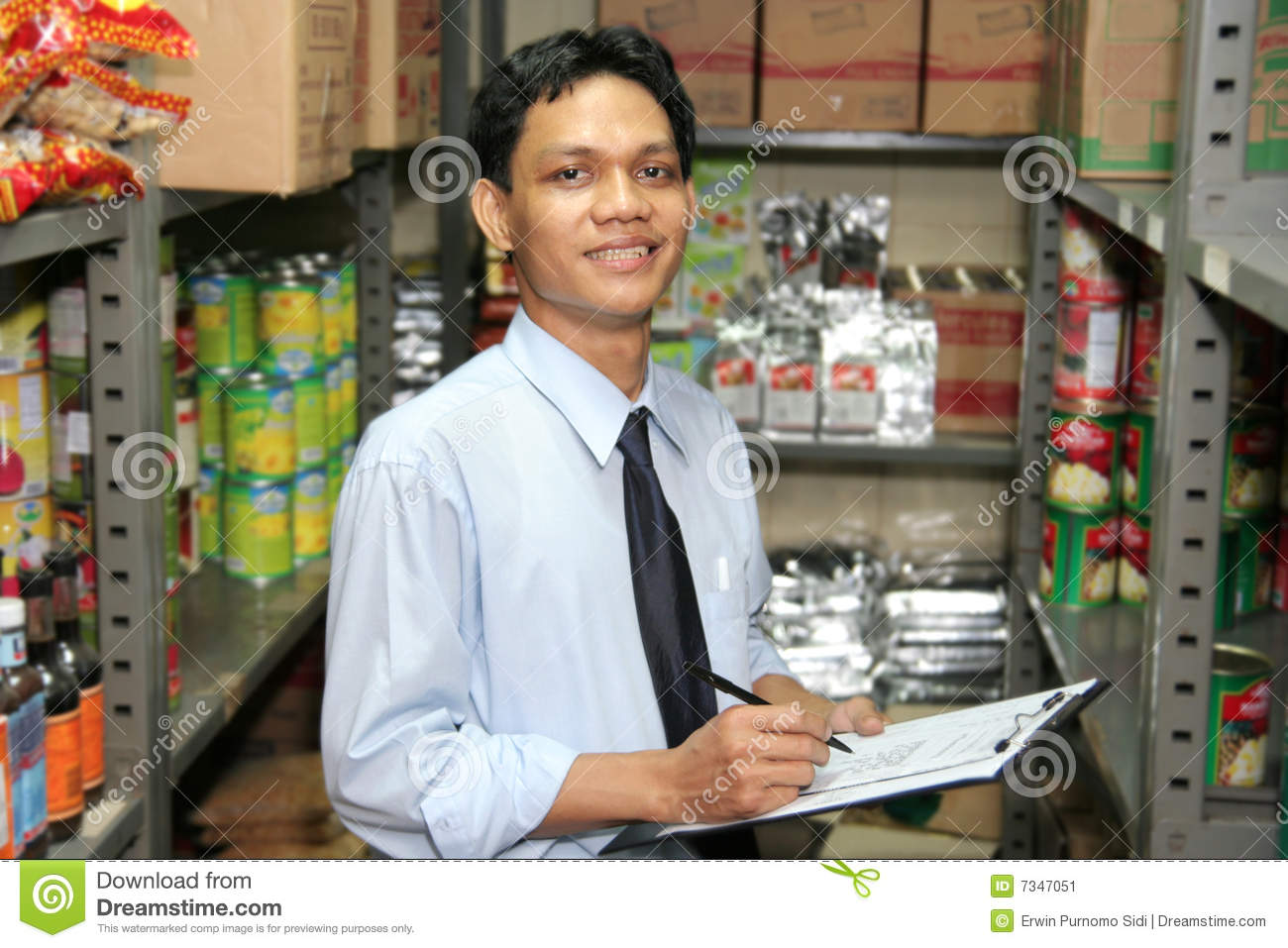 Store keeper