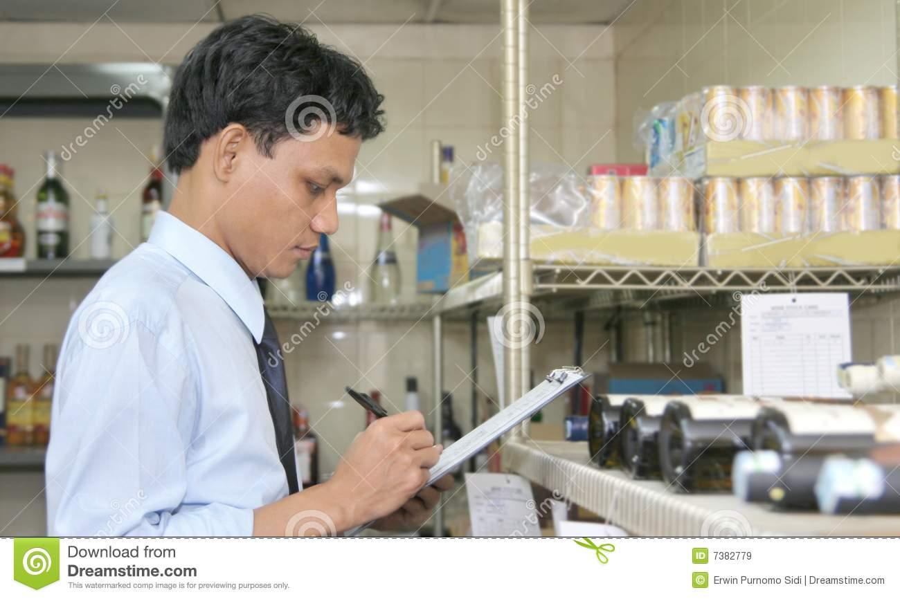 Store keeper or auditor