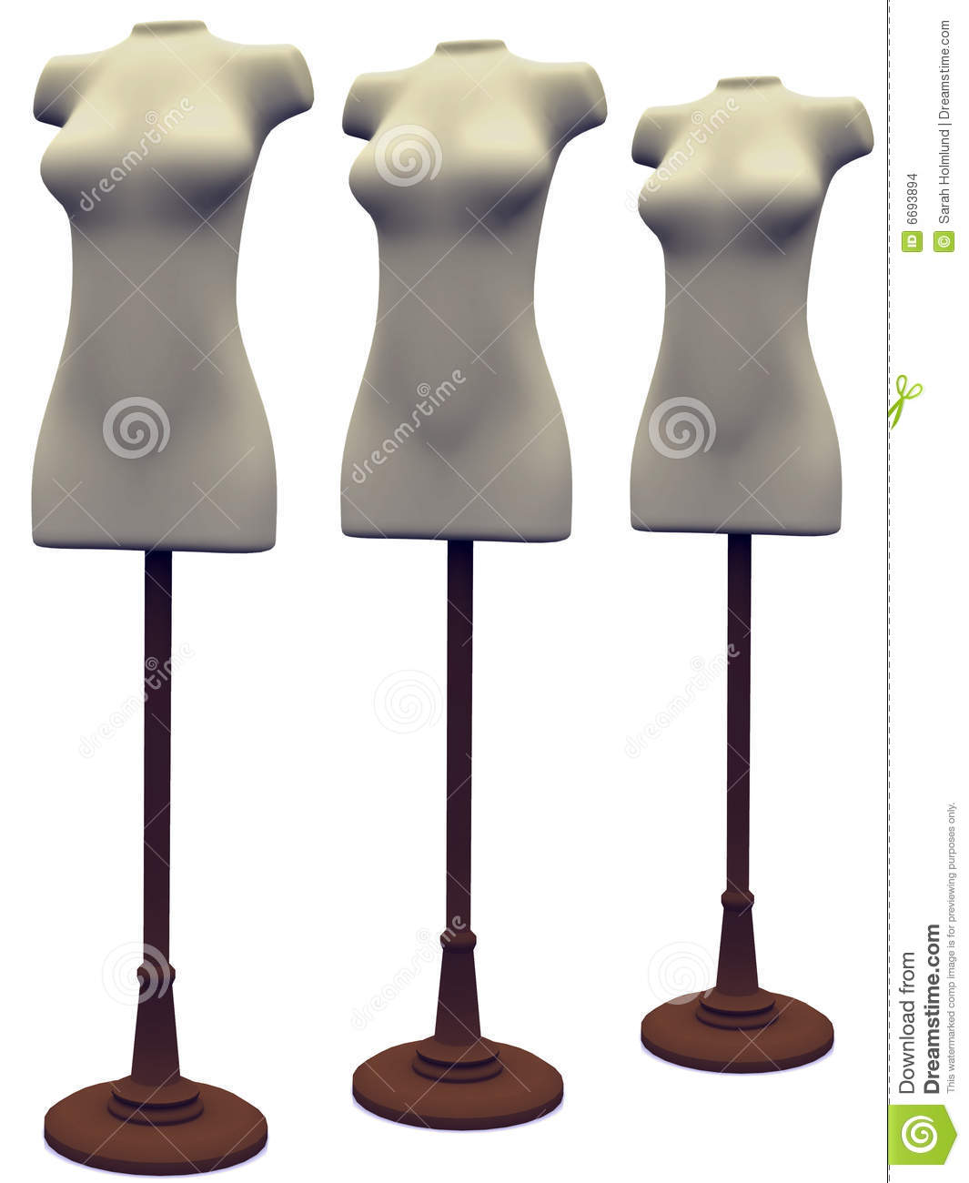 Ihram Kids For Sale Dubai: Store Mannequins Stock Images