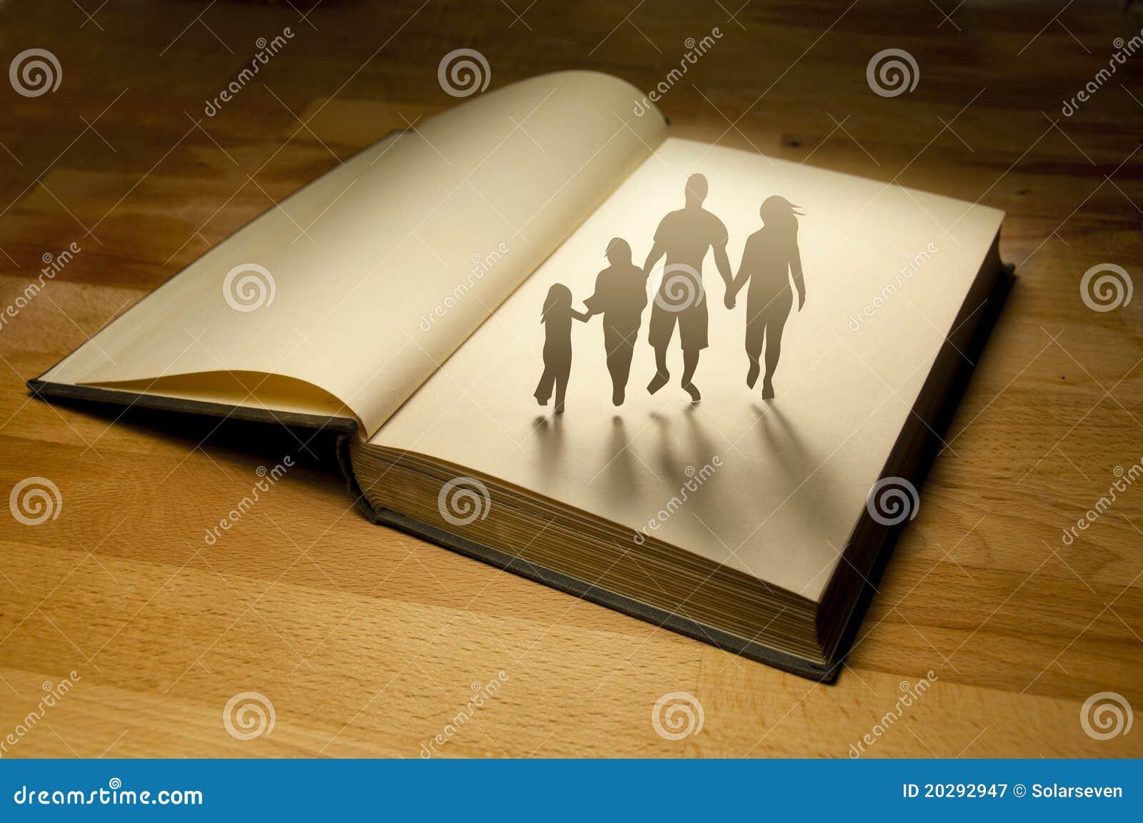 Storia del libro della famiglia