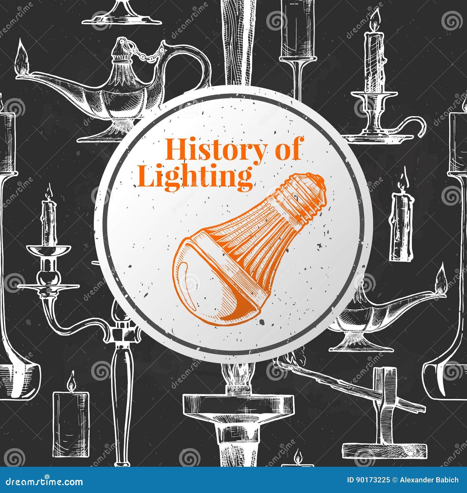 Storia di illuminazione