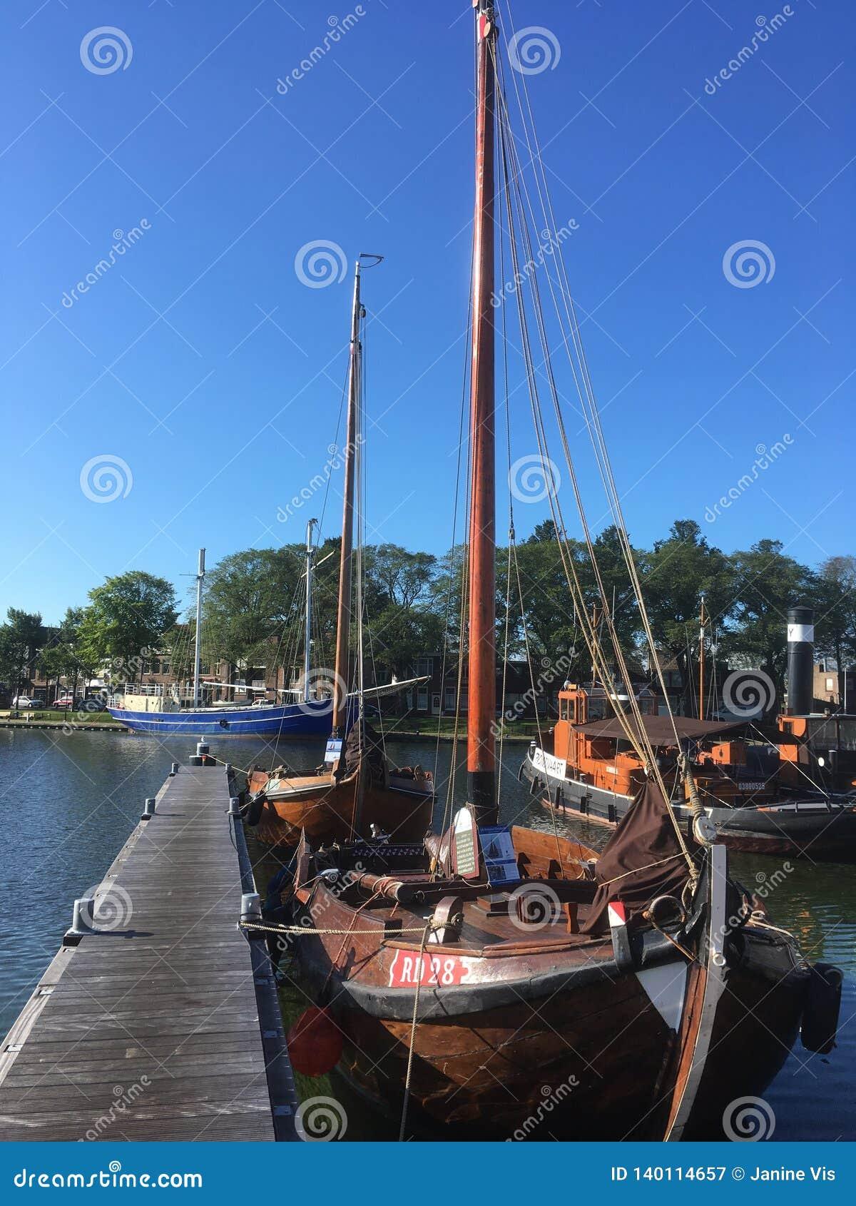 Storia di navigazione olandese