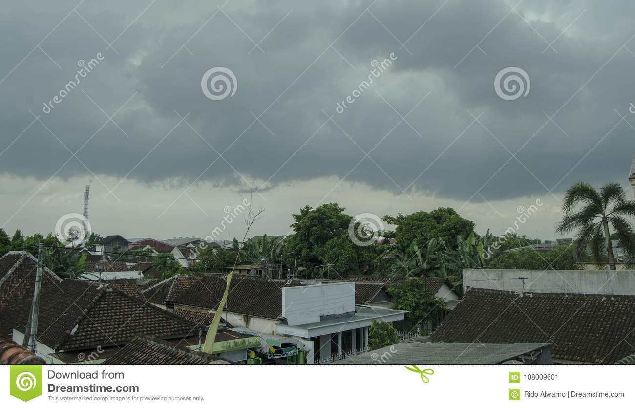 Storm Is Coming - Tulungagung Indonesia