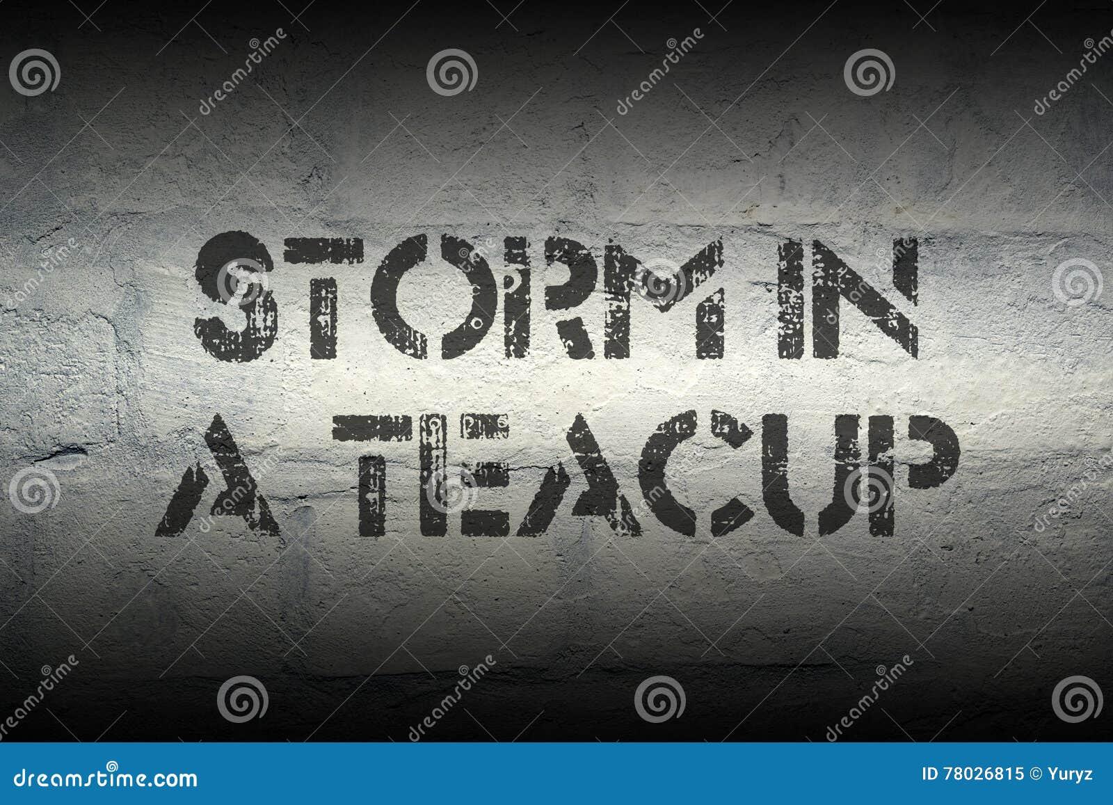 Storm in teacup gr