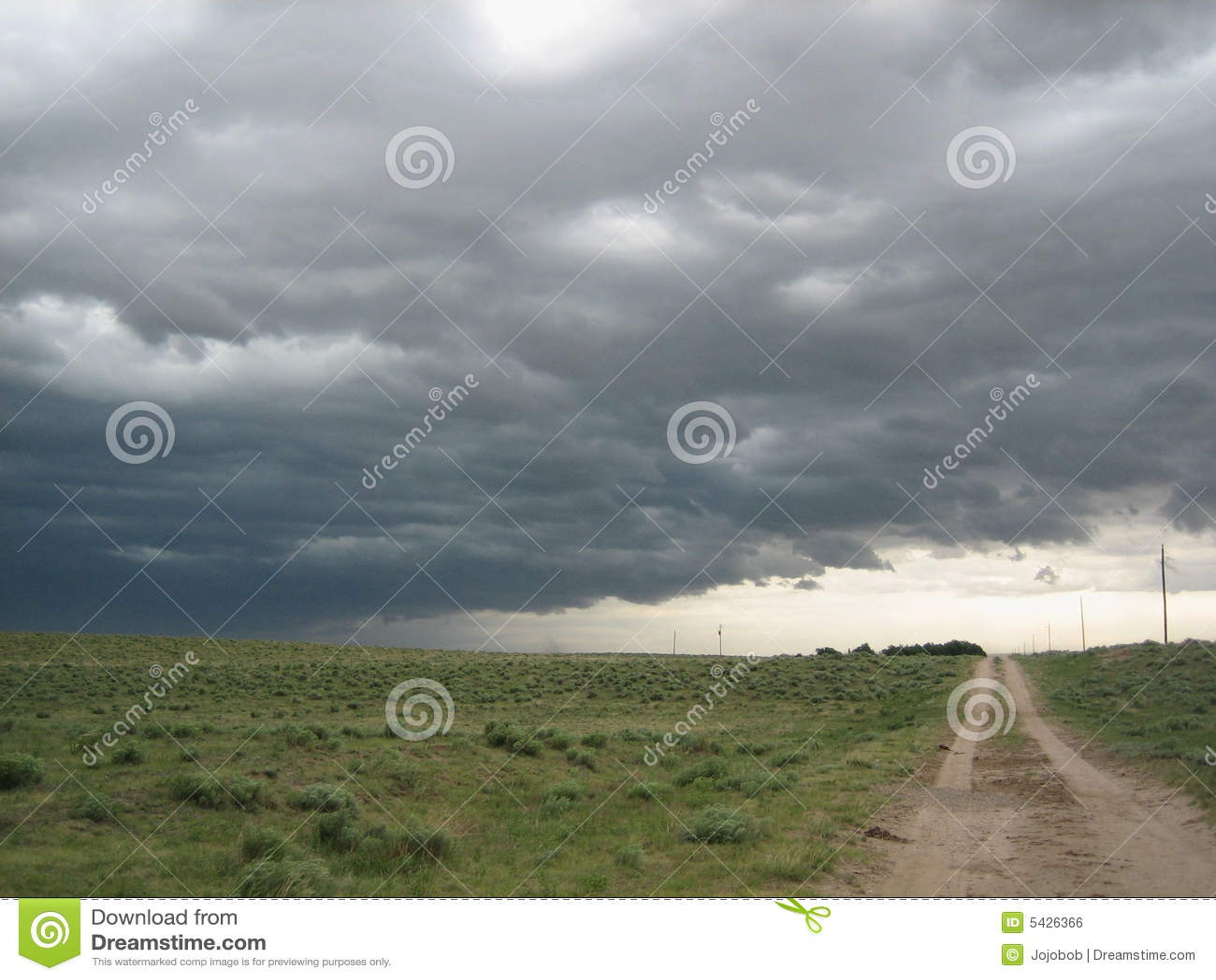 Storm texas