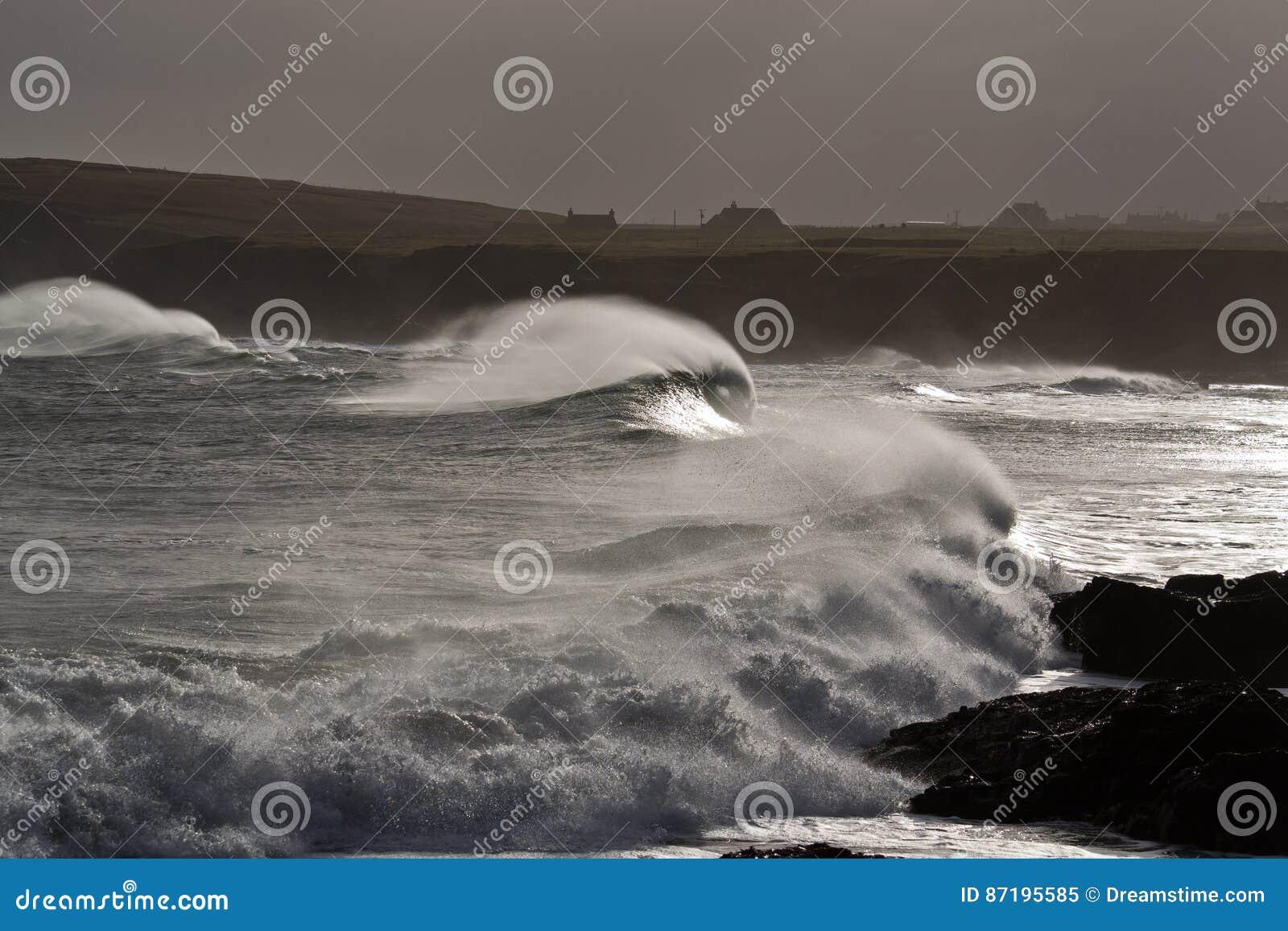 Stormigt