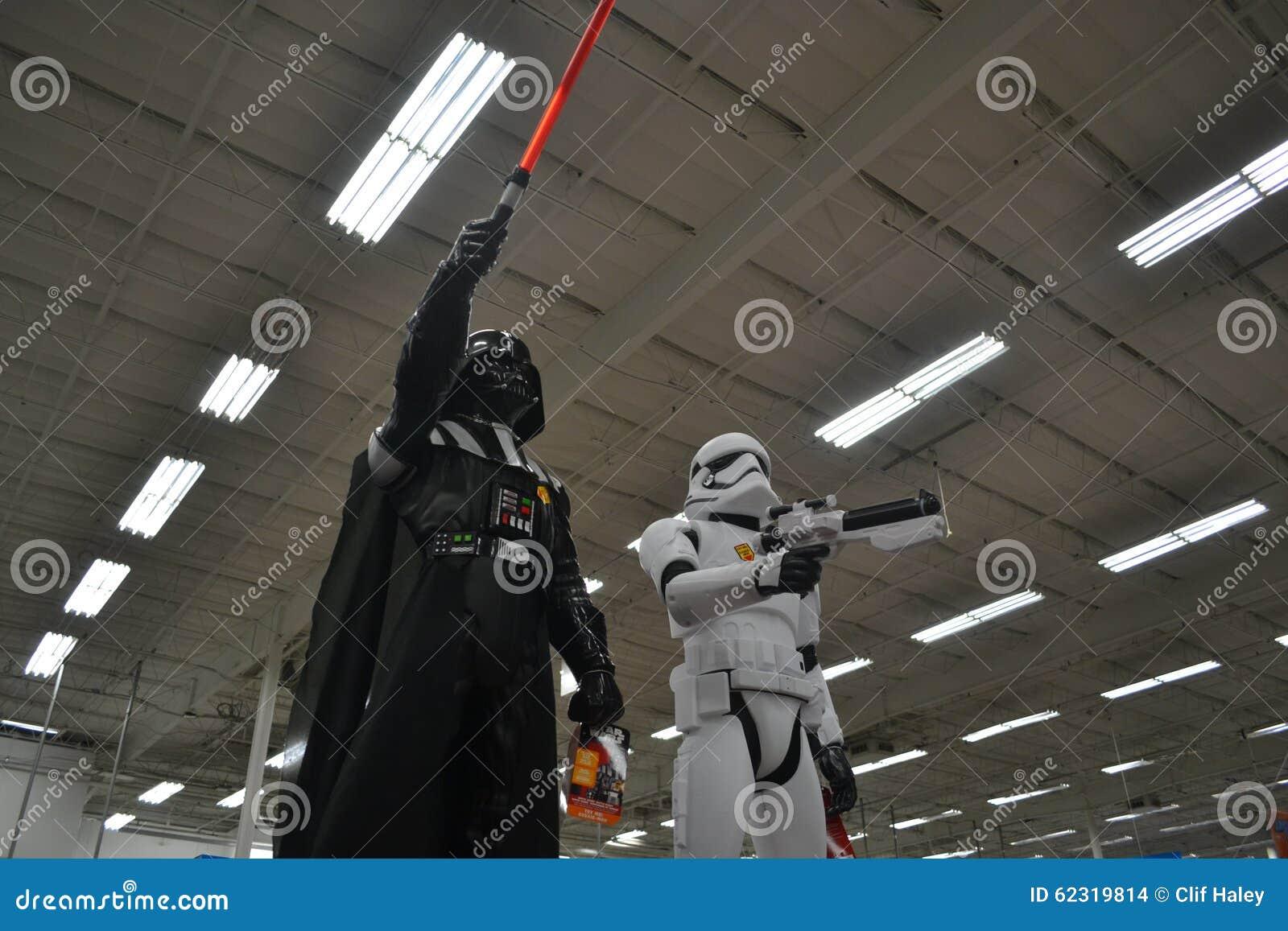 Star Wars - Casco de Shadow Stormtrooper, Black
