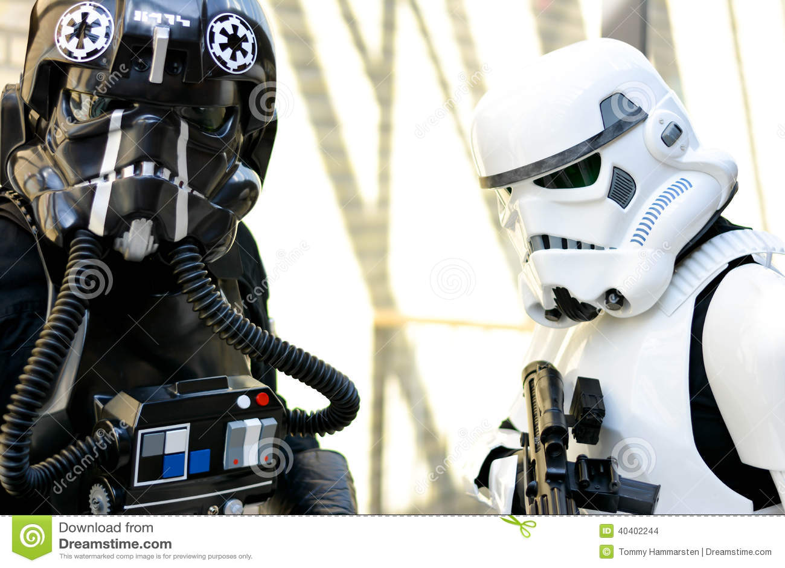 Stormtroopers Звездных войн