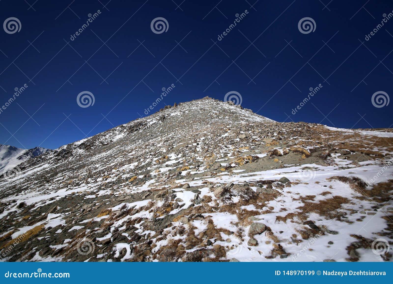 Stort Almaty maximum
