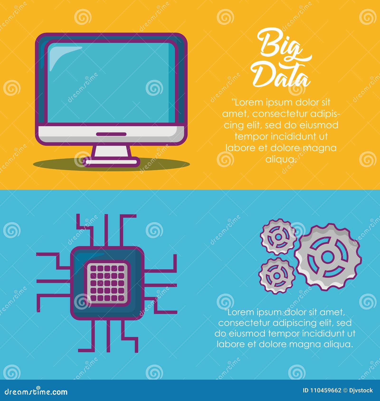 Stort datadesignbegrepp