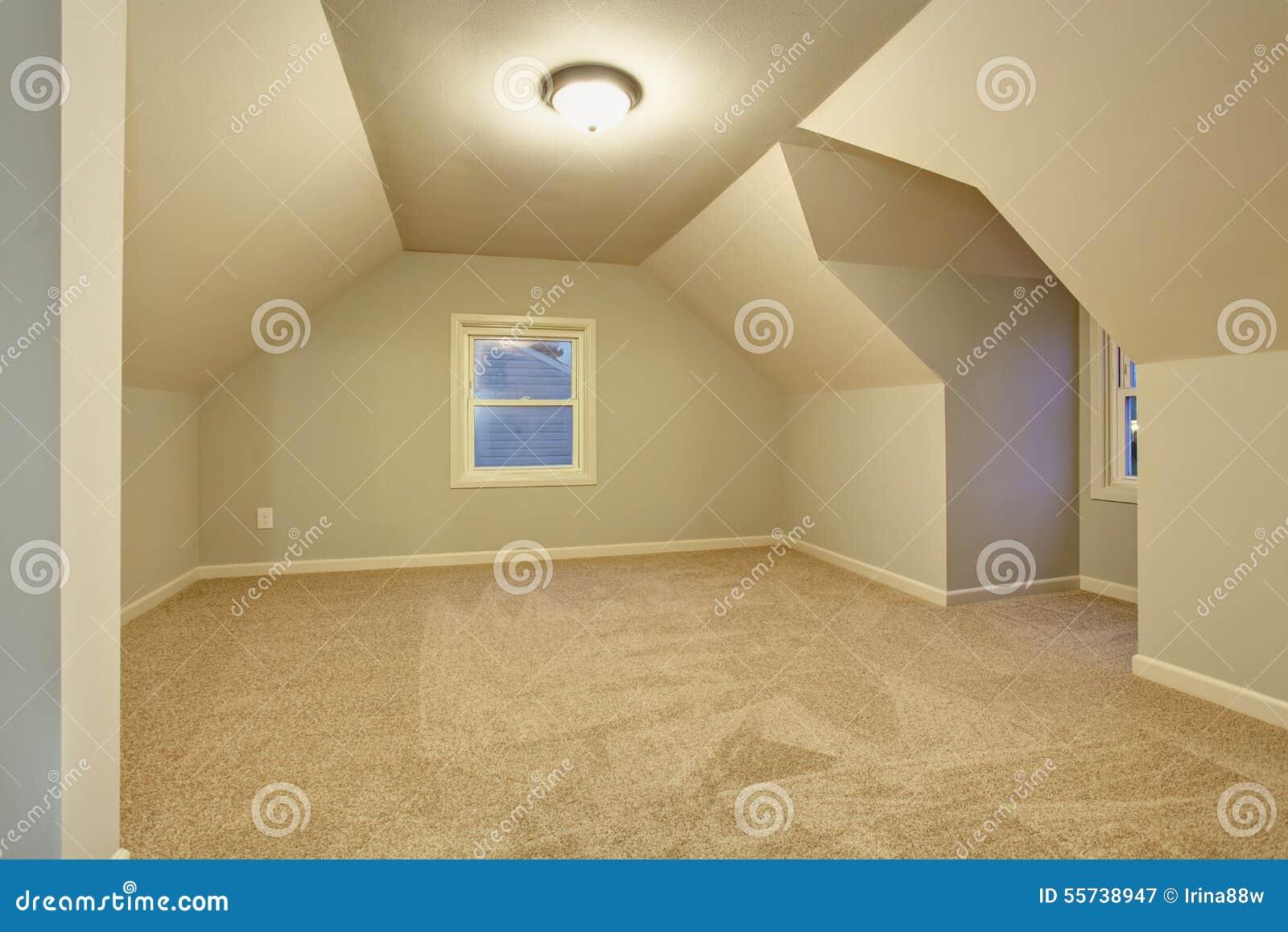 Stort sovrum med matta arkivfoto   bild: 55738947