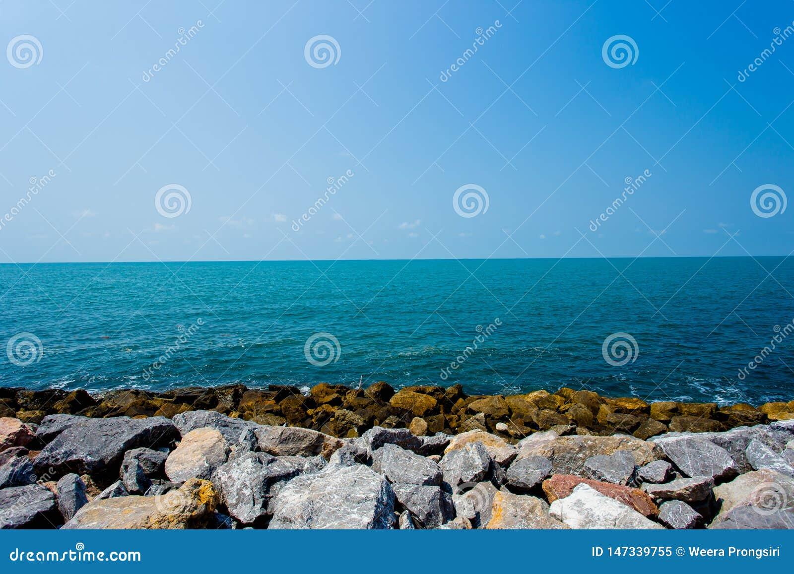 Stortbui, Wind, Strand, Eiland, Koh Lipe