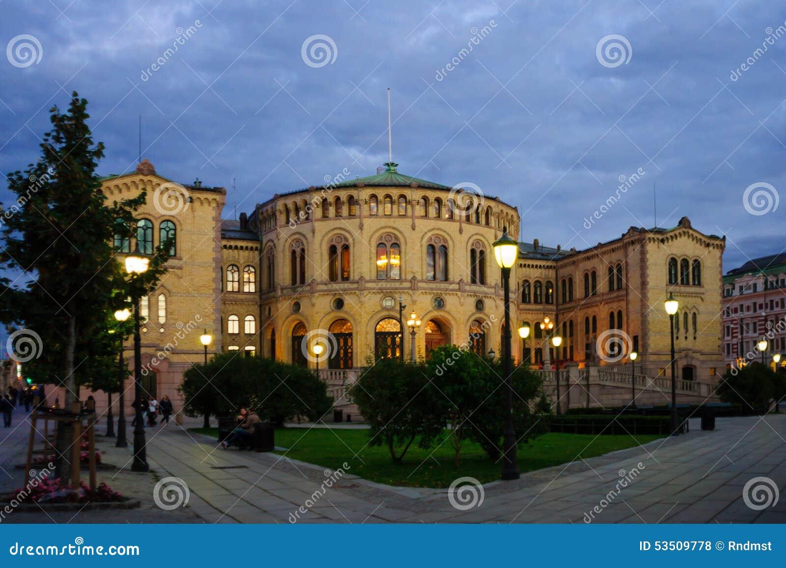 Storting budynek, Oslo