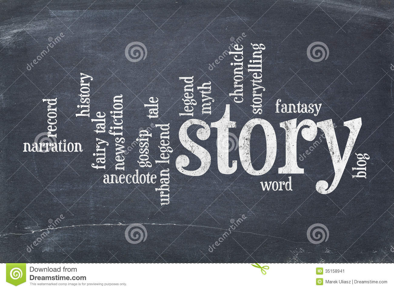 how to start a myth story