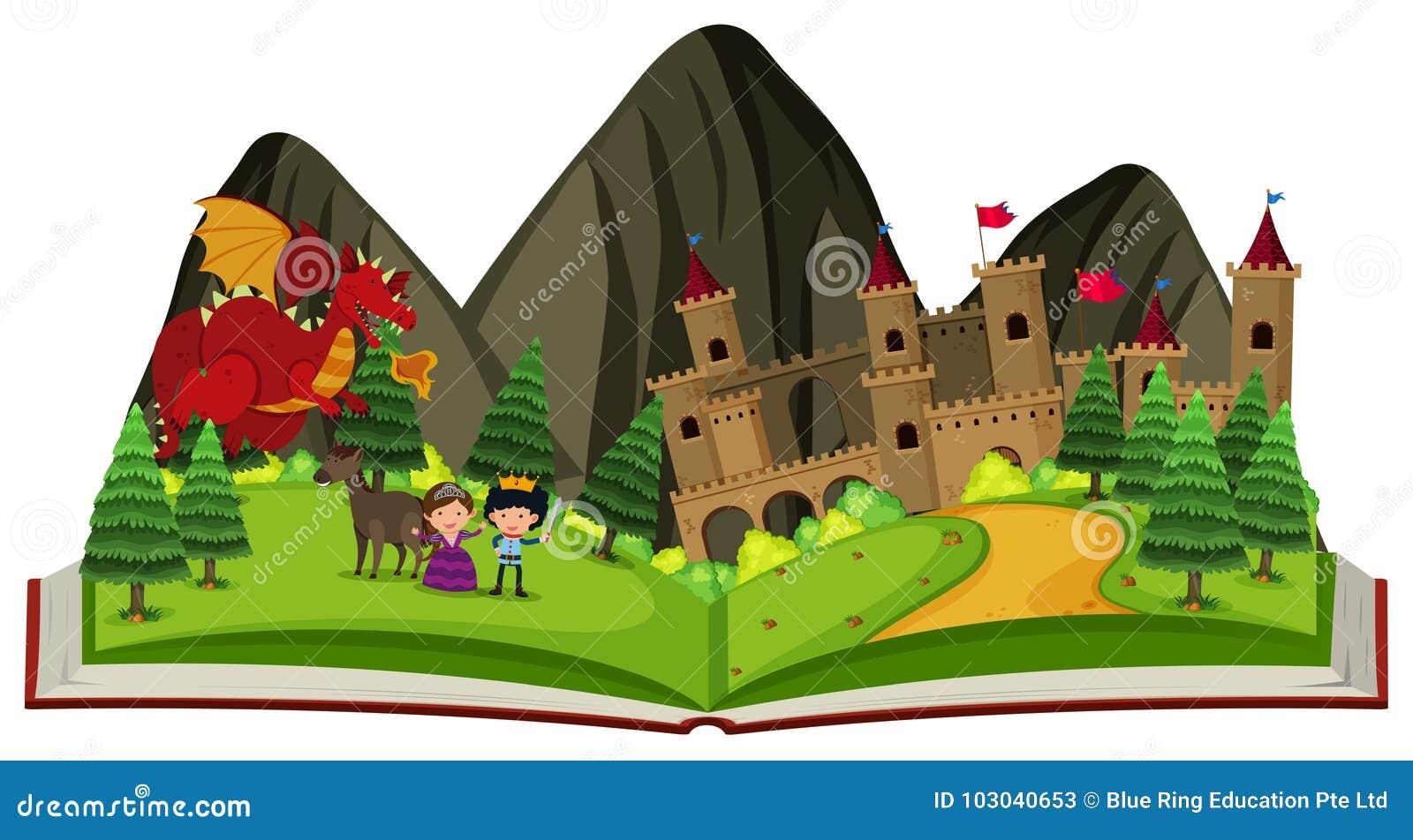 Storybook Stock Illustrations