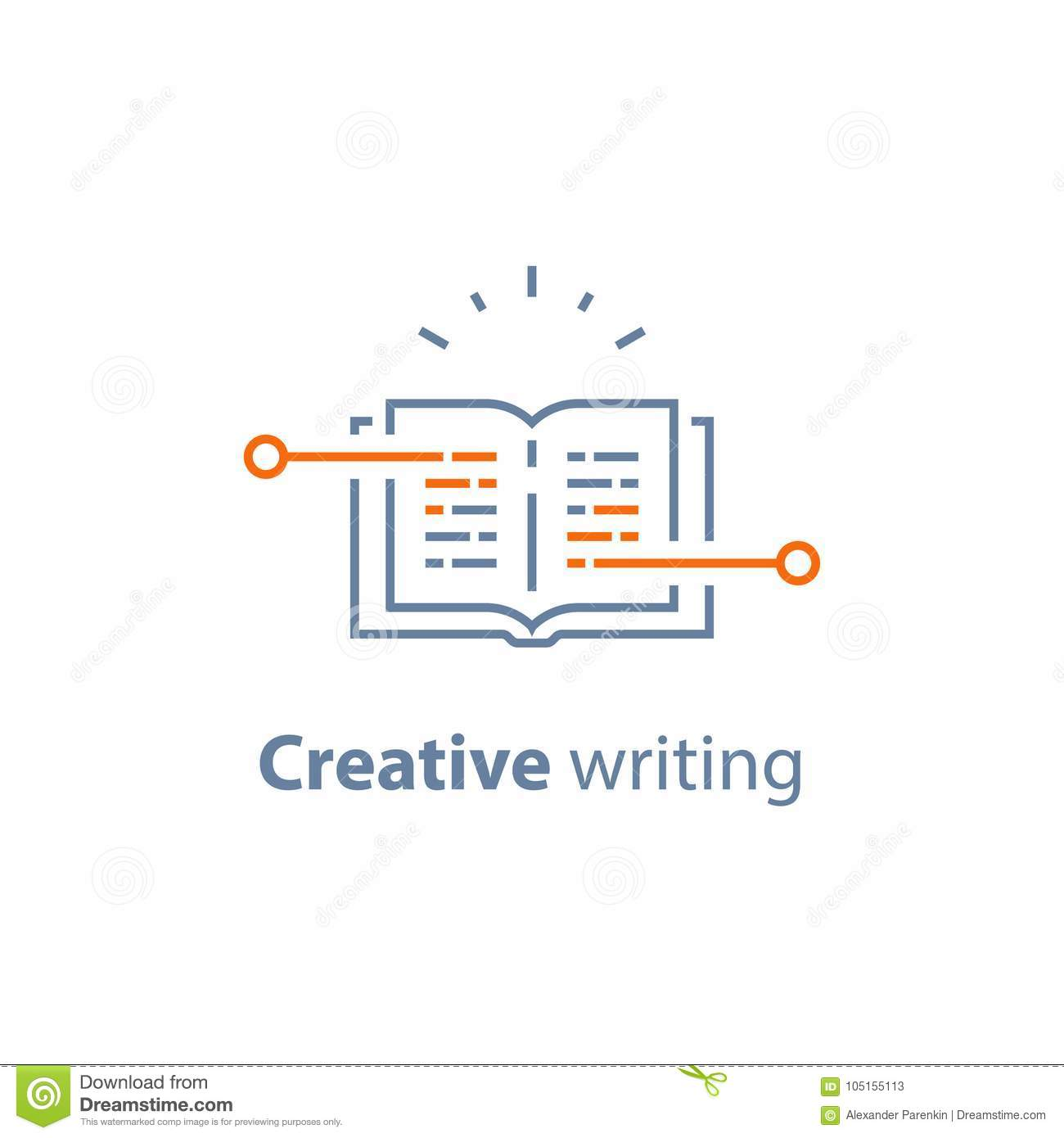 storytelling concept creative writing open book exam preparation