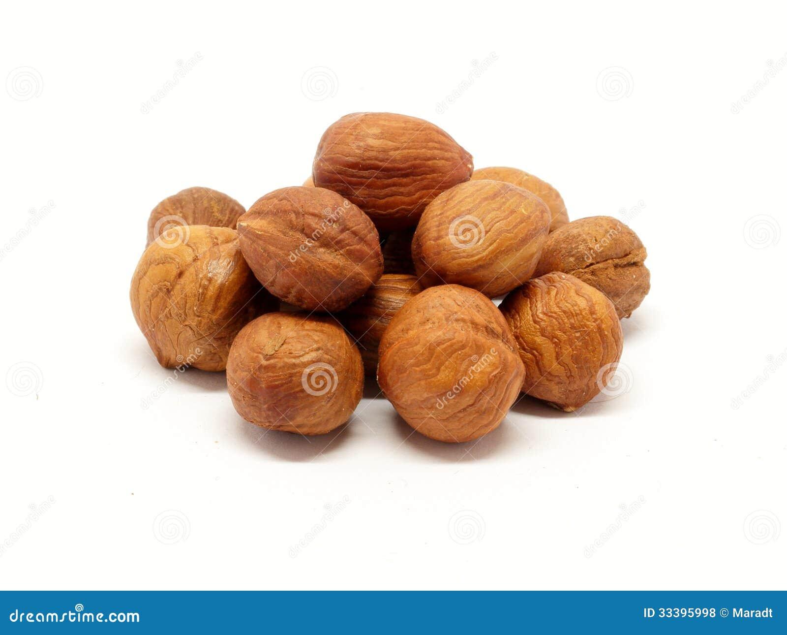 Stos hzelnuts - szczegół
