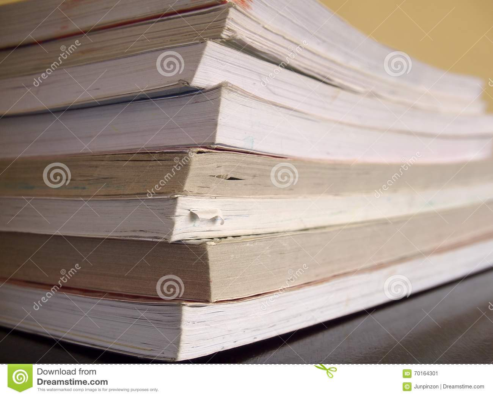 Stos książki